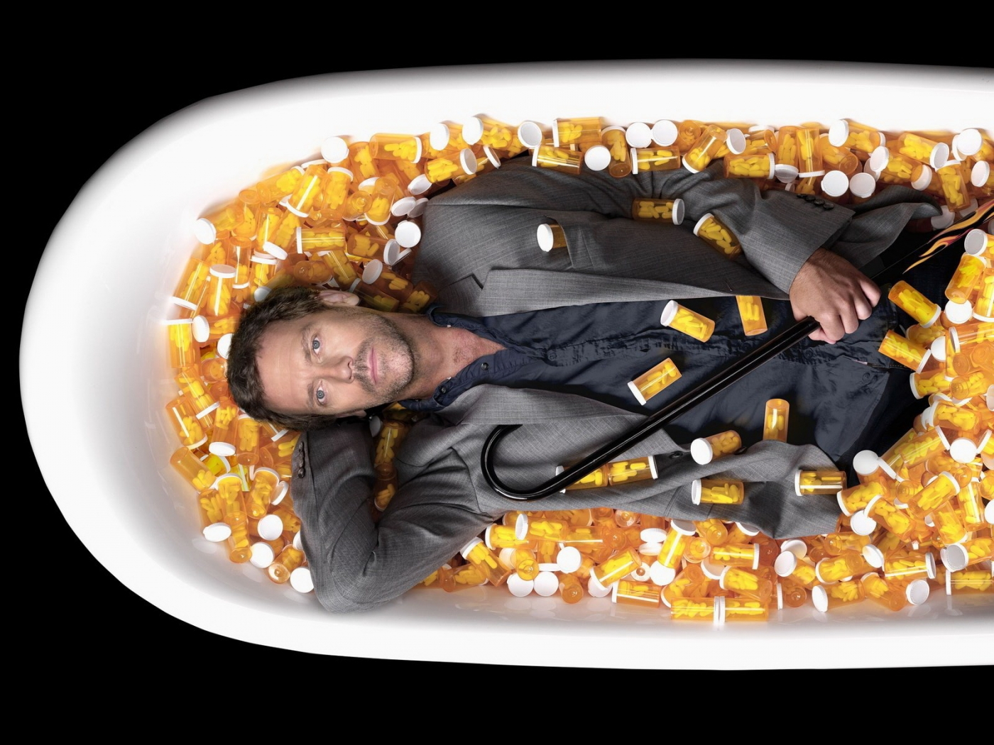 34280 download wallpaper Cinema, Actors, Men, House M.d., Hugh Laurie screensavers and pictures for free