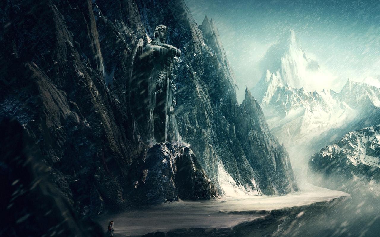 Handy-Wallpaper Landschaft, Mountains, Bilder kostenlos herunterladen.