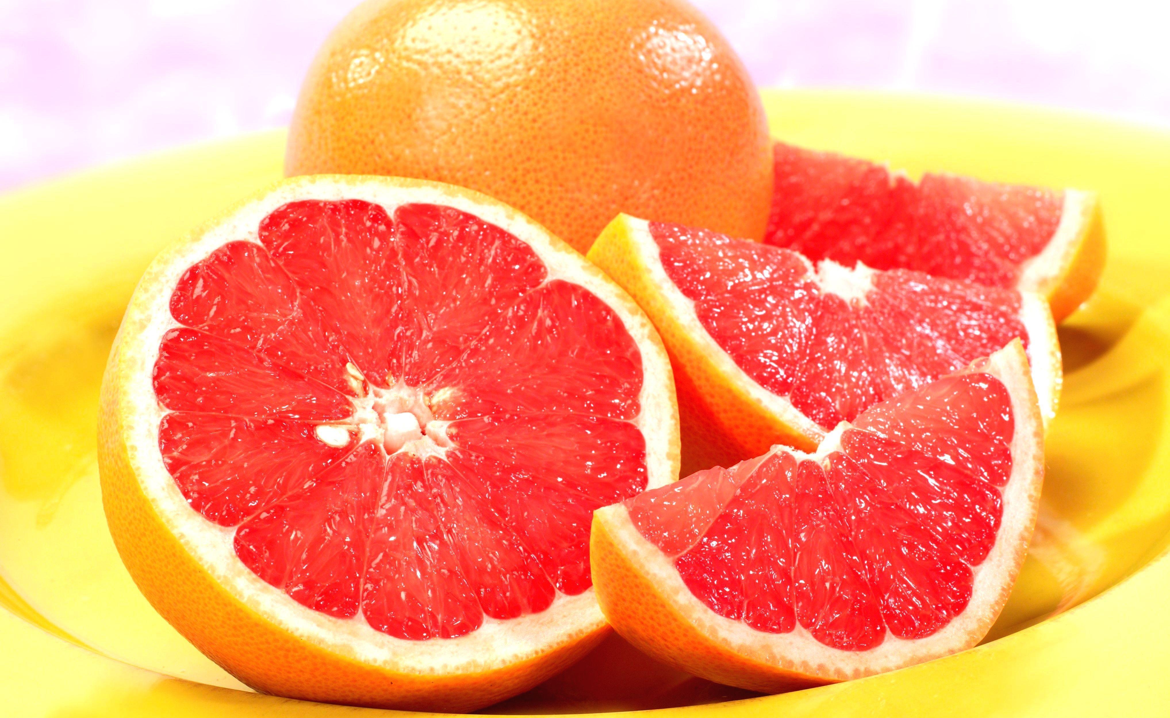 125237 free download Orange wallpapers for phone, Food, Grapefruit, Lobules, Slices, Citrus Orange images and screensavers for mobile