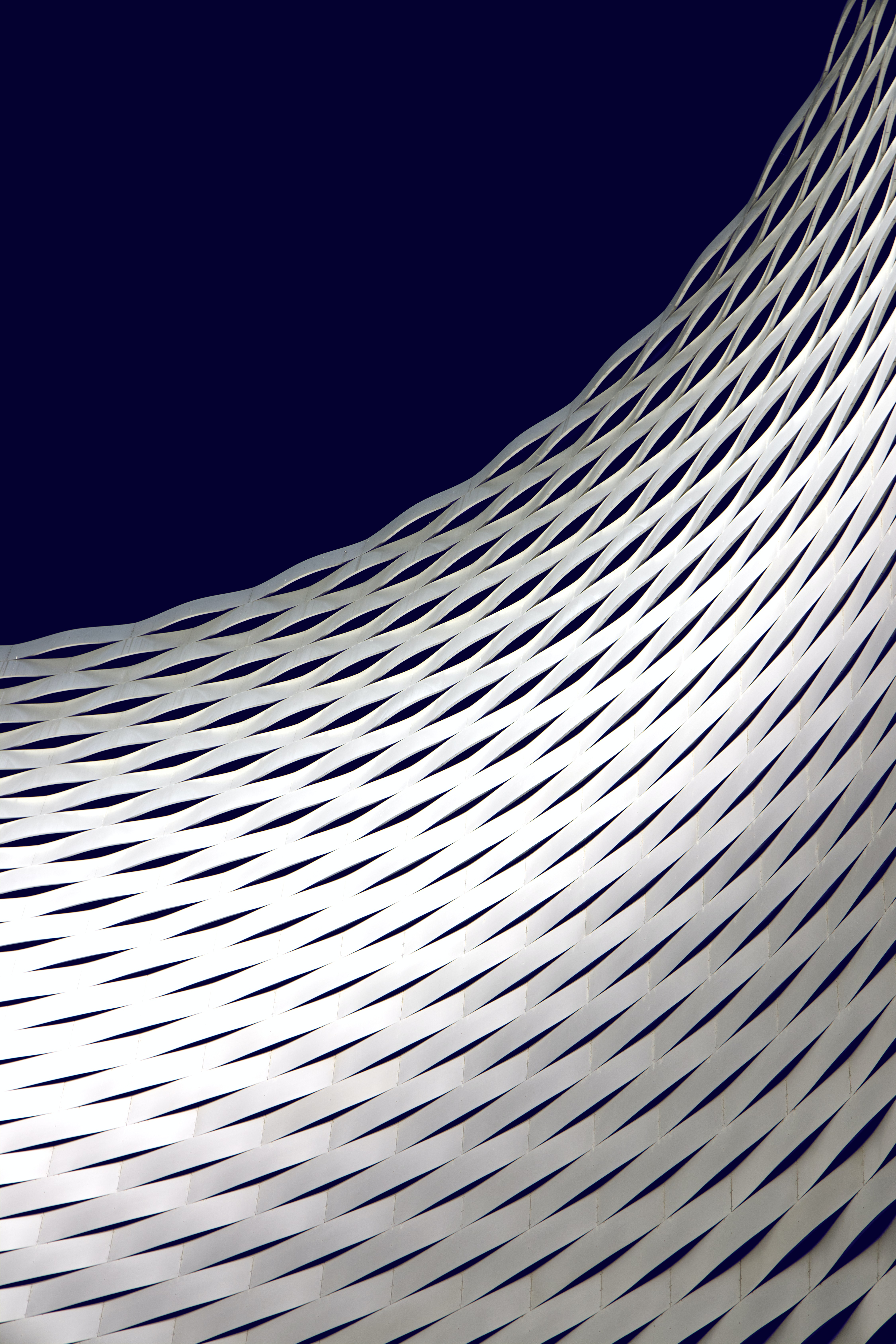 74103 download wallpaper Minimalism, Wavy, Architecture screensavers and pictures for free