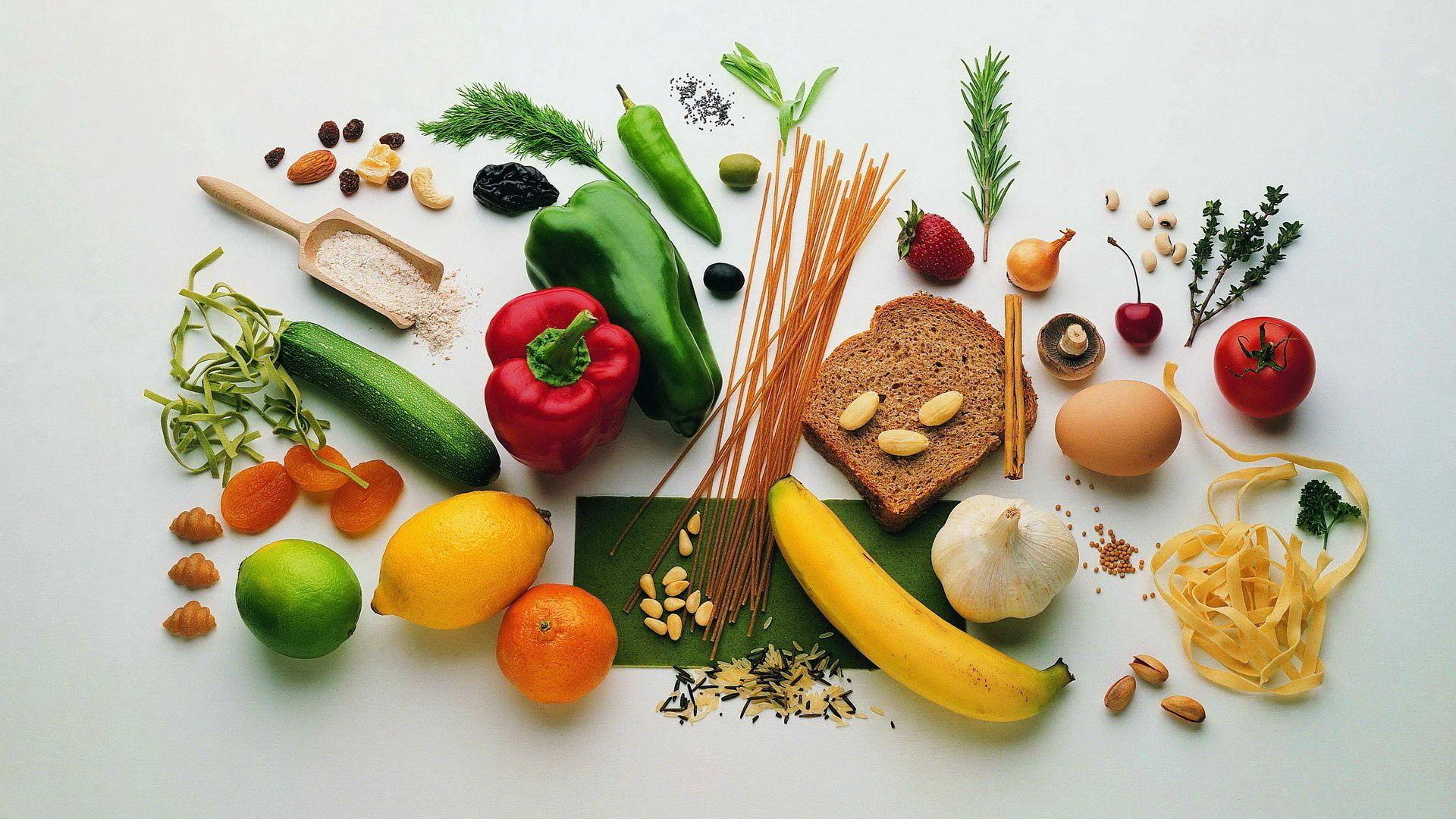 60308 Заставки и Обои Овощи на телефон. Скачать Овощи, Фрукты, Еда, Витамины, Хлеб, Злаки, Орехи картинки бесплатно