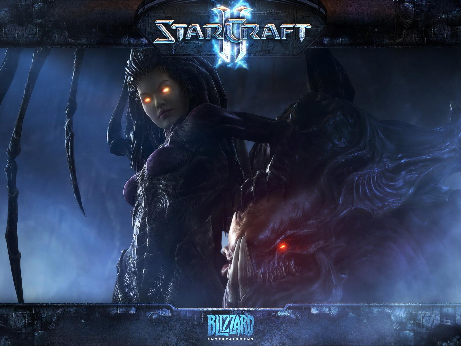 17566 télécharger le fond d'écran Jeux, Starcraft - économiseurs d'écran et images gratuitement
