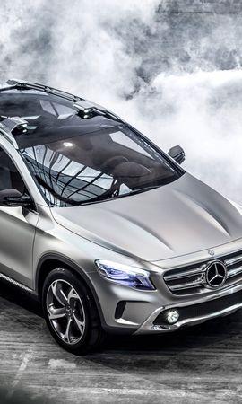 47466 скачать обои Транспорт, Машины, Мерседес (Mercedes) - заставки и картинки бесплатно
