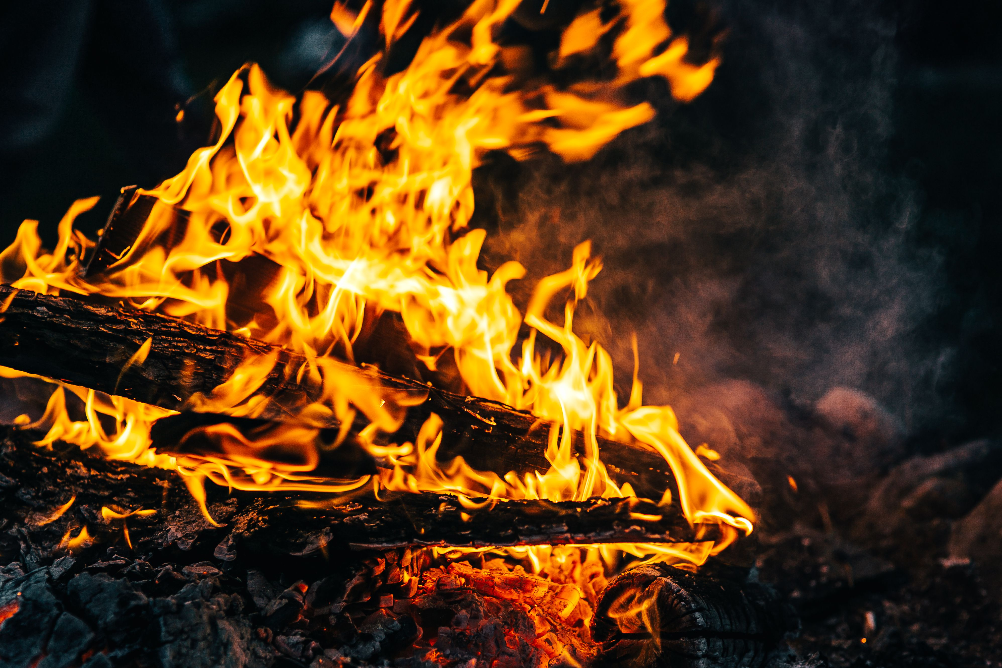 75680 Screensavers and Wallpapers Bonfire for phone. Download Fire, Bonfire, Coals, Flame, Miscellanea, Miscellaneous, Firewood, Ash pictures for free