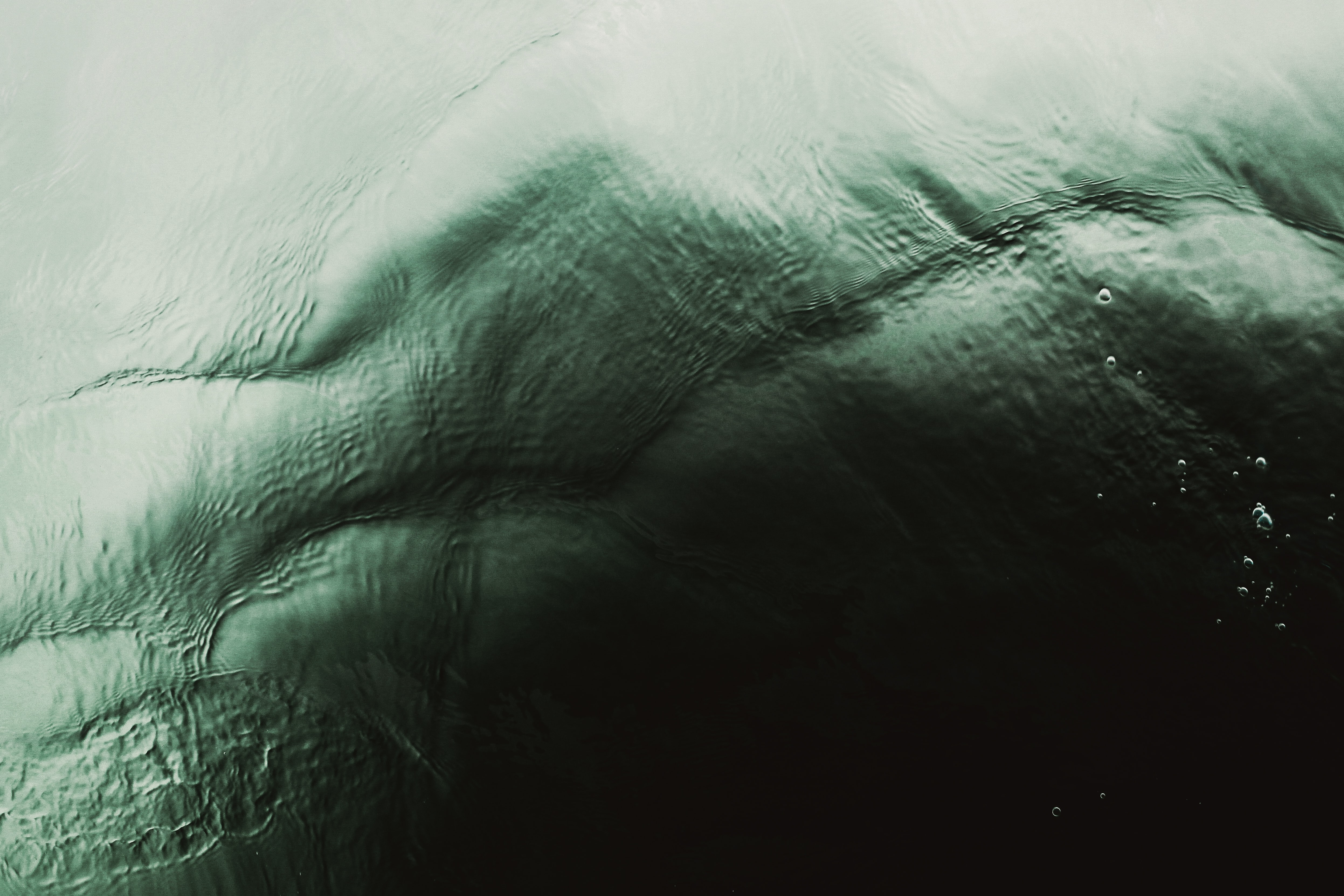 72983 download wallpaper Nature, Water, Ripples, Ripple, Bubbles screensavers and pictures for free