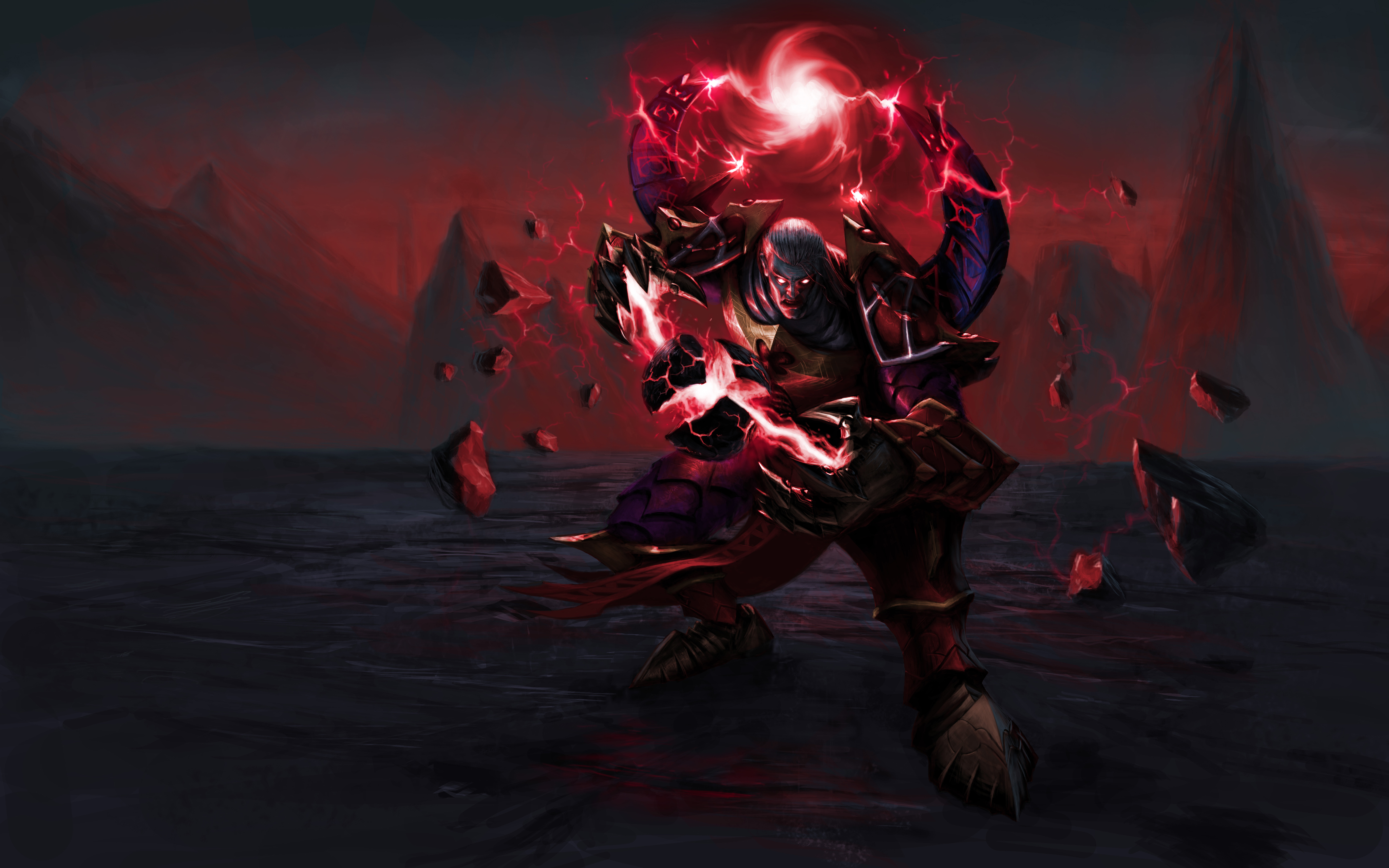 22551 Screensavers and Wallpapers Demons for phone. Download Games, Demons pictures for free