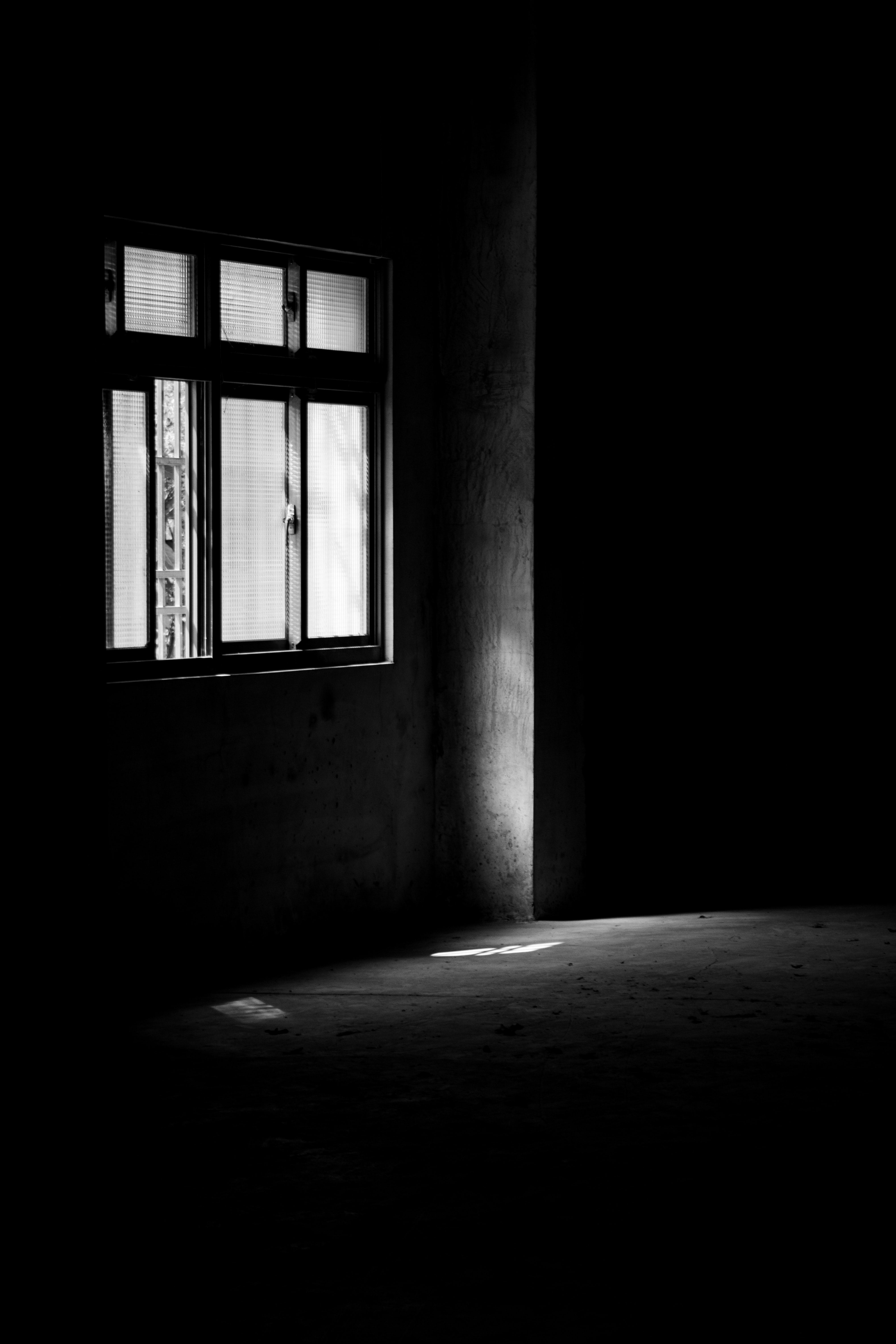 110358 Screensavers and Wallpapers Room for phone. Download Window, Room, Dark, Bw, Chb pictures for free