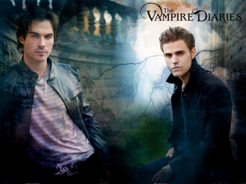 28962 download wallpaper Actors, Cinema, People, Men, Vampire Diaries screensavers and pictures for free