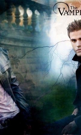 28962 скачать обои Кино, Люди, Актеры, Мужчины, Дневники Вампира (The Vampire Diaries) - заставки и картинки бесплатно