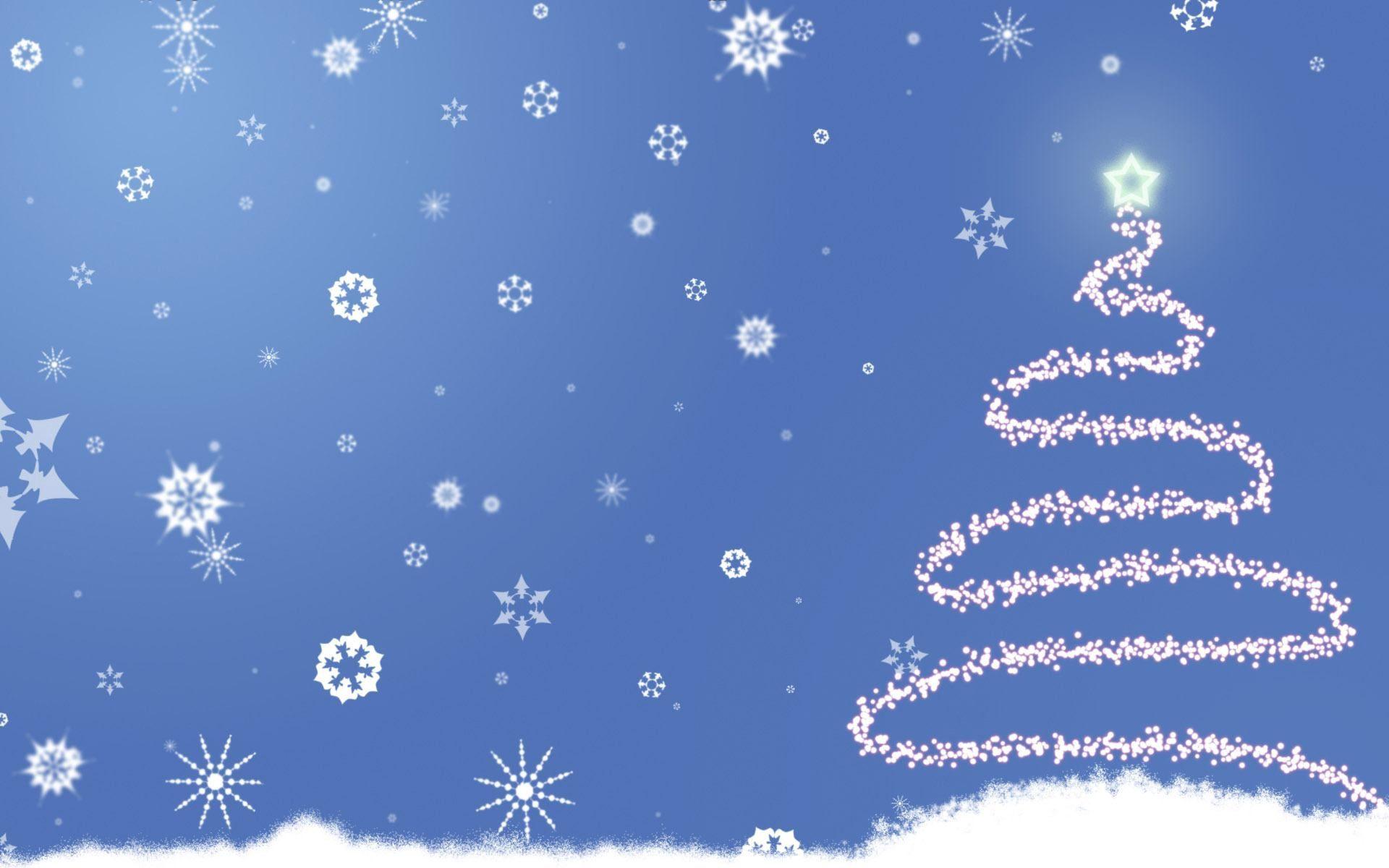 65713 Hintergrundbild herunterladen Feiertage, Neujahr, Weihnachten, Silhouette, Neues Jahr, Weihnachtsbaum - Bildschirmschoner und Bilder kostenlos