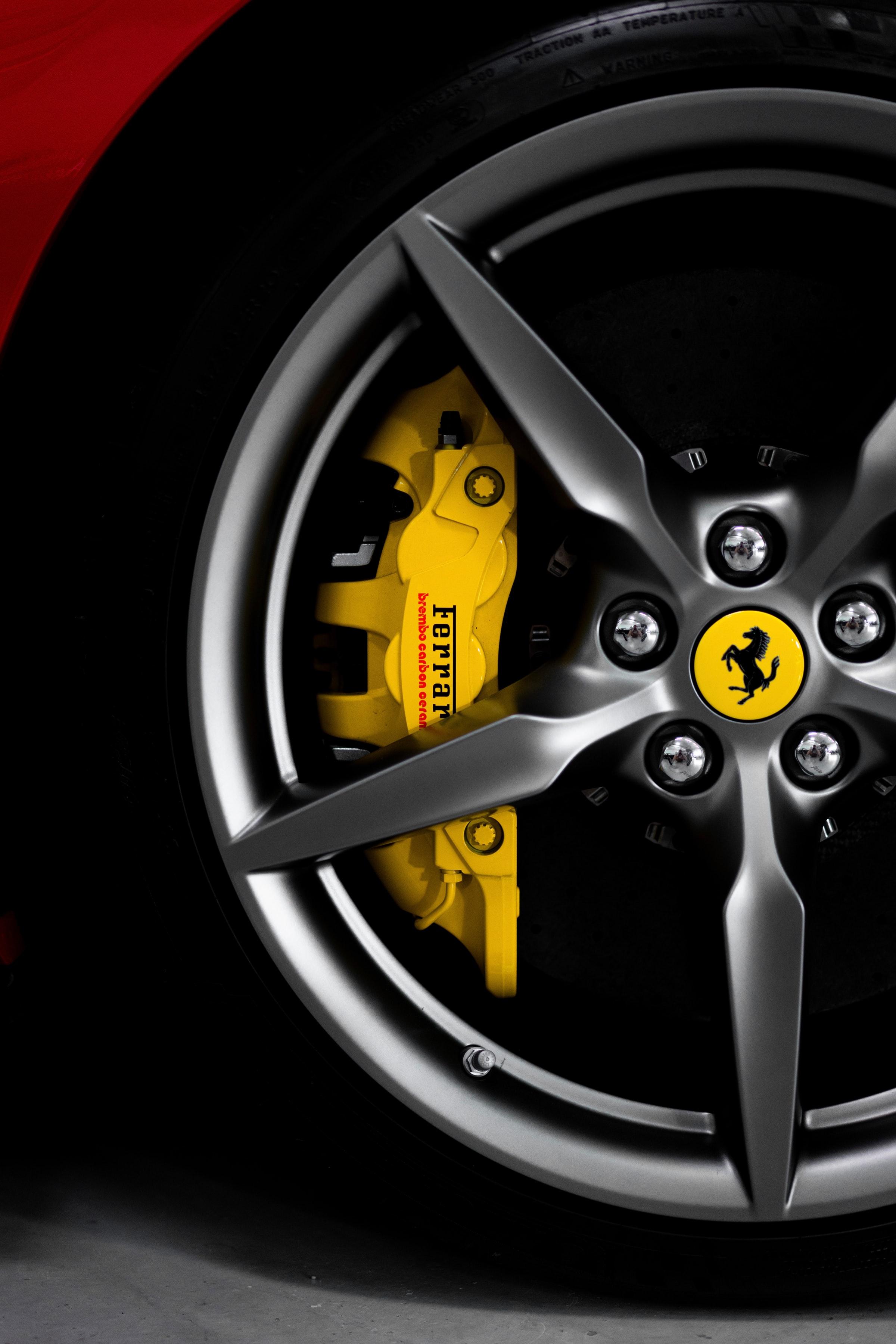 51230 скачать обои Тачки (Cars), Феррари (Ferrari), Колесо, Автомобиль, Близко - заставки и картинки бесплатно
