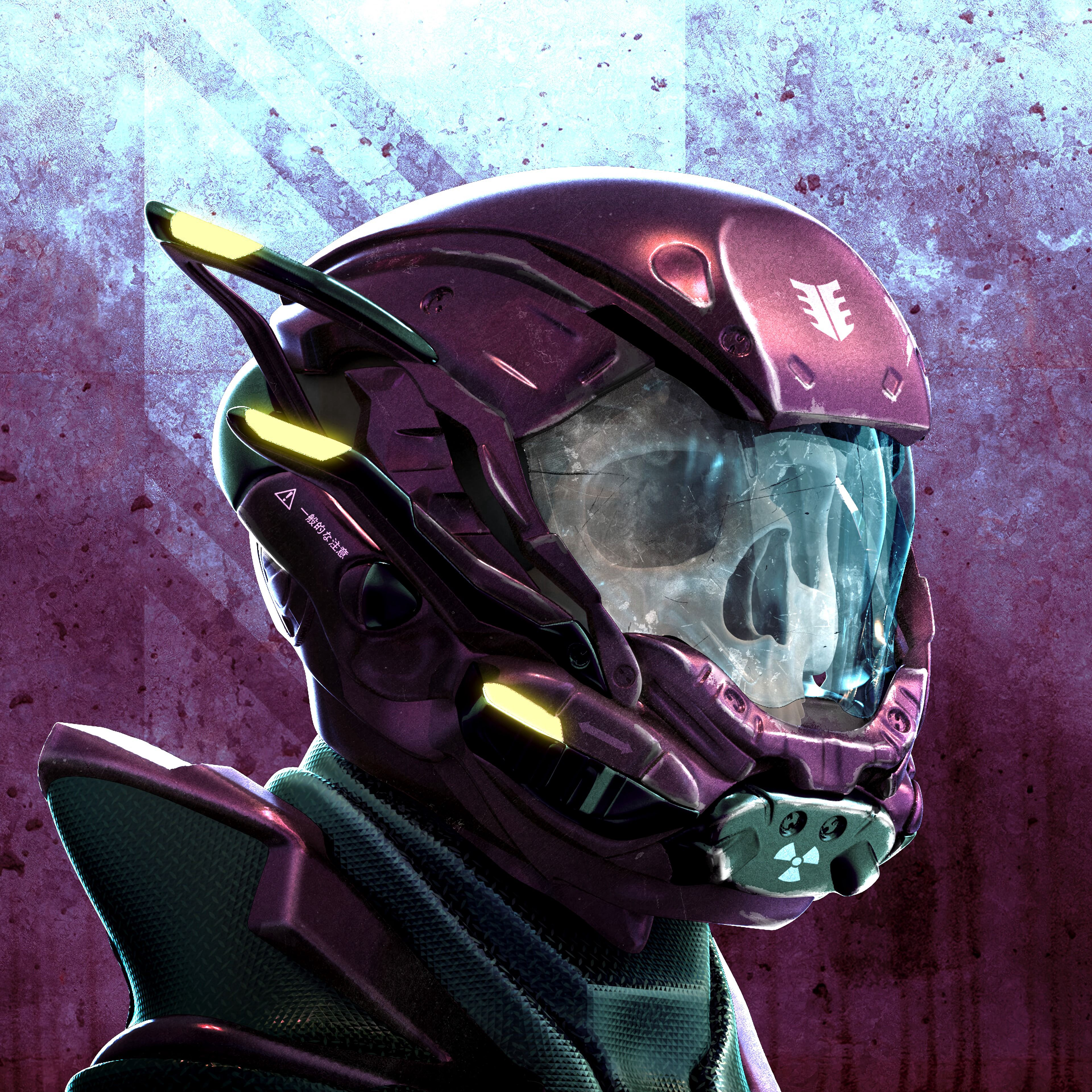 122981 Screensavers and Wallpapers Robot for phone. Download Art, Helmet, Robot, Skull pictures for free