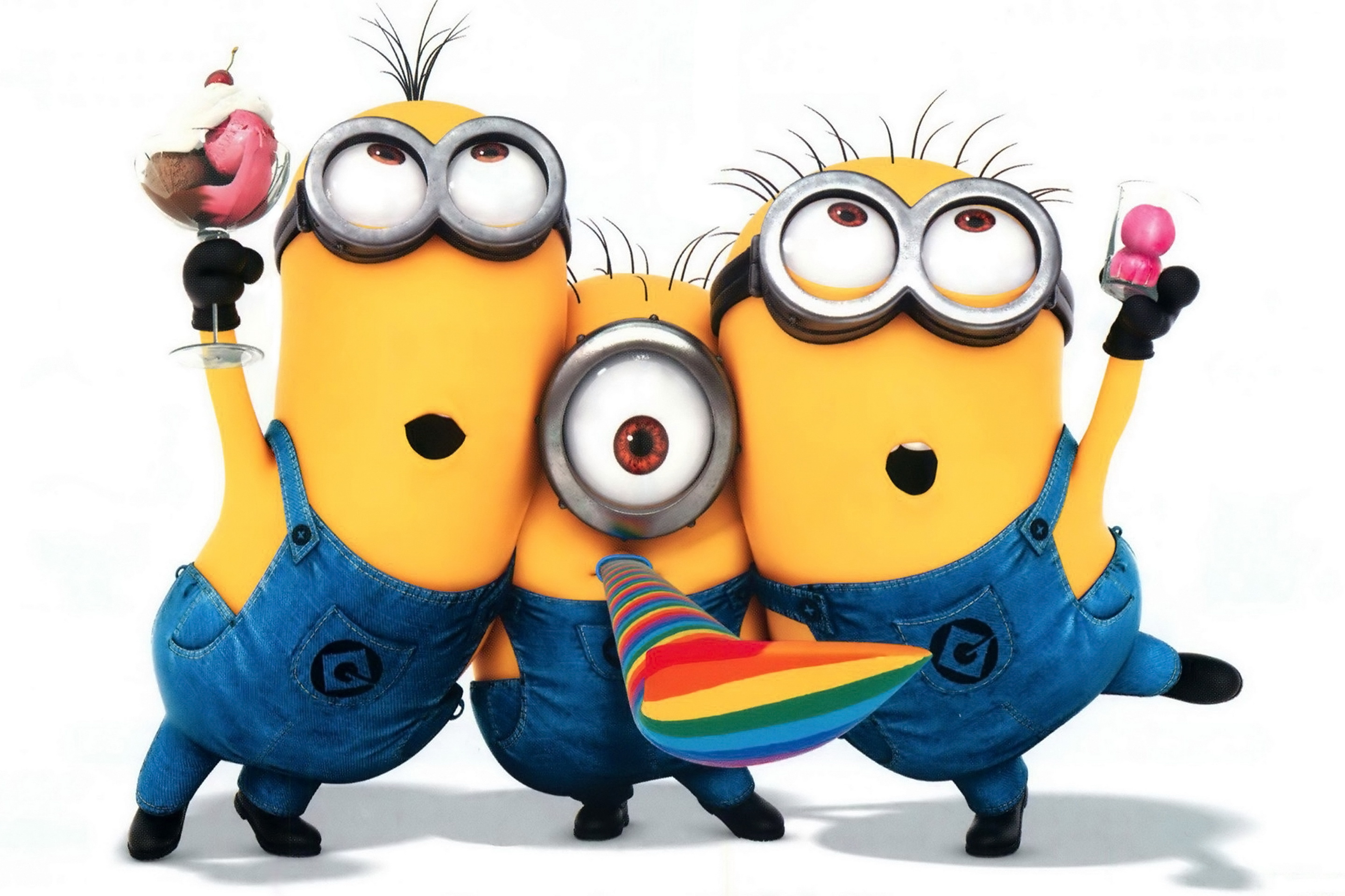 20286 download wallpaper Cartoon, Despicable Me screensavers and pictures for free