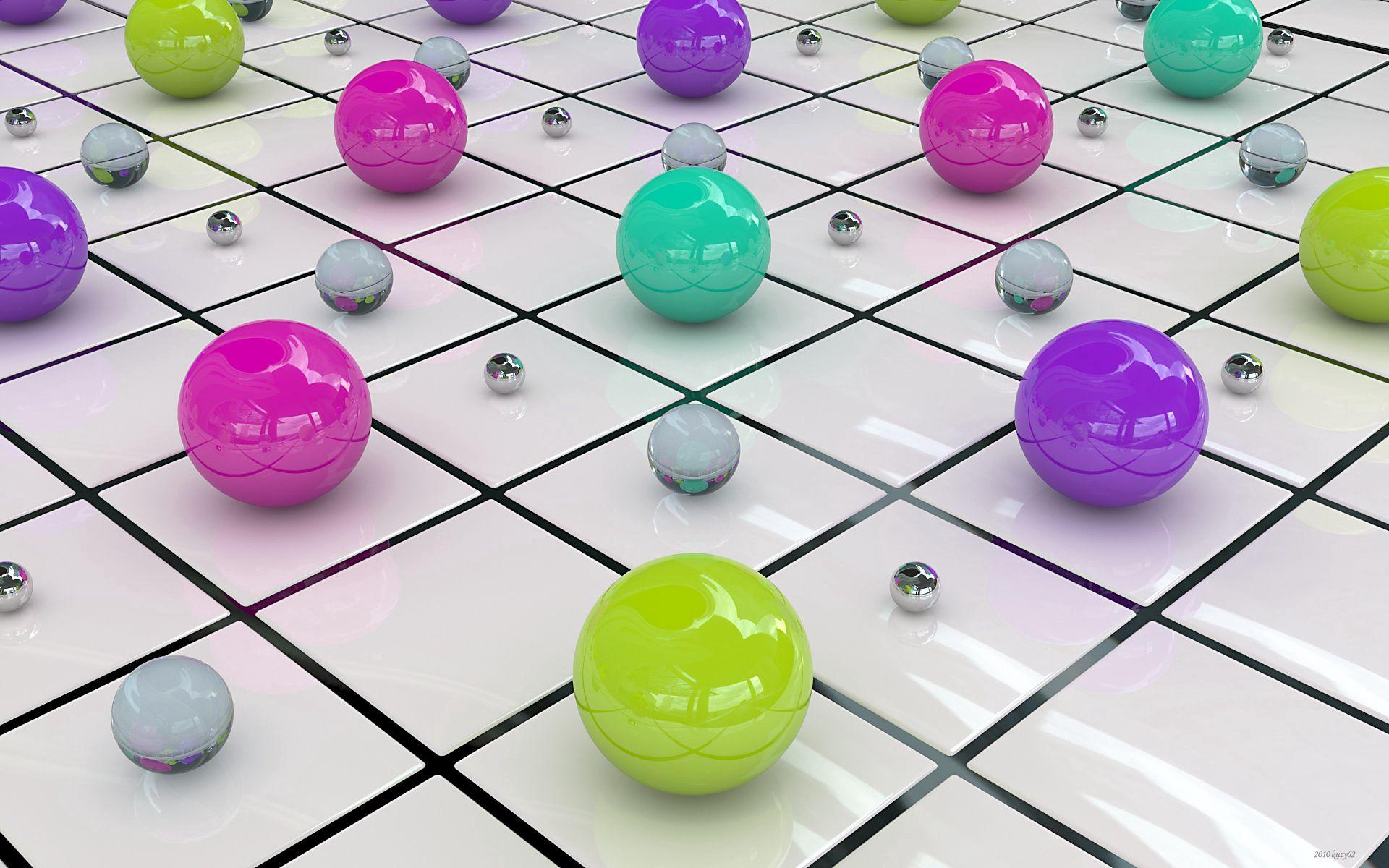 64037 免費下載壁紙 3D, 球, 玻璃, 明亮的, 明亮 屏保和圖片
