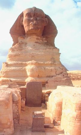 13439 скачать обои Архитектура, Египет, Сфинкс - заставки и картинки бесплатно