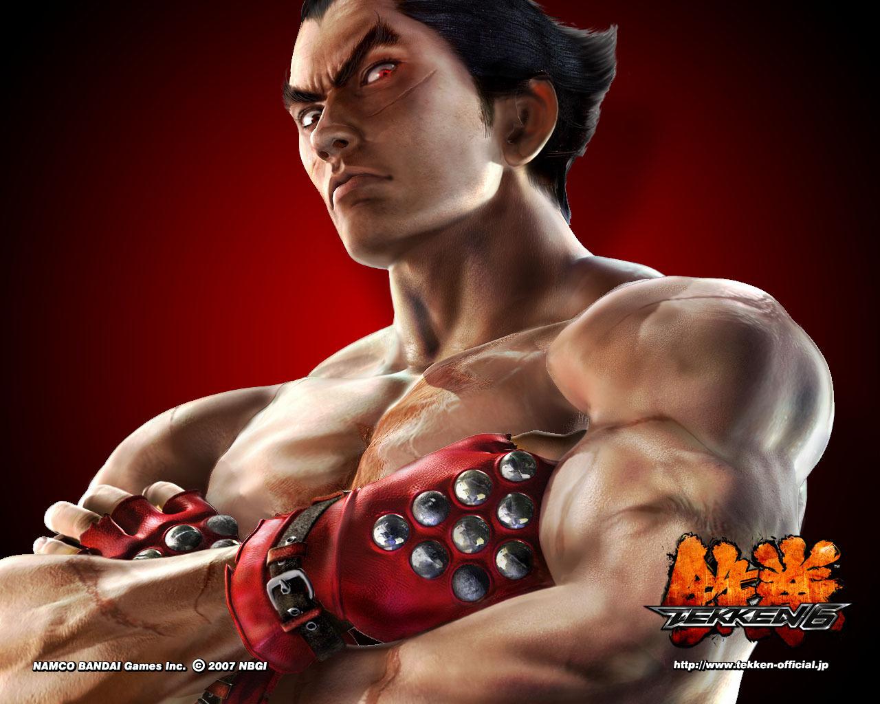2137 скачать обои Игры, Tekken - заставки и картинки бесплатно
