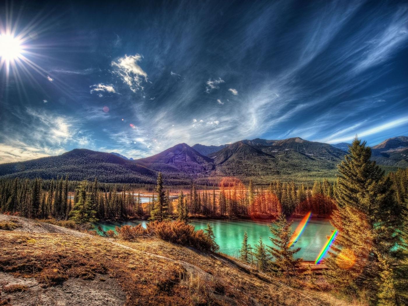 48797 Заставки и Обои Озера на телефон. Скачать Озера, Пейзаж, Природа, Горы картинки бесплатно