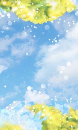 13384 télécharger le fond d'écran Contexte, Sky, Dessins - économiseurs d'écran et images gratuitement