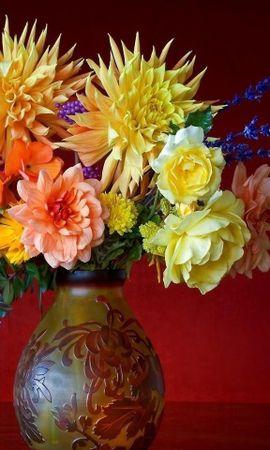 49603 télécharger le fond d'écran Plantes, Fleurs, Bouquets - économiseurs d'écran et images gratuitement