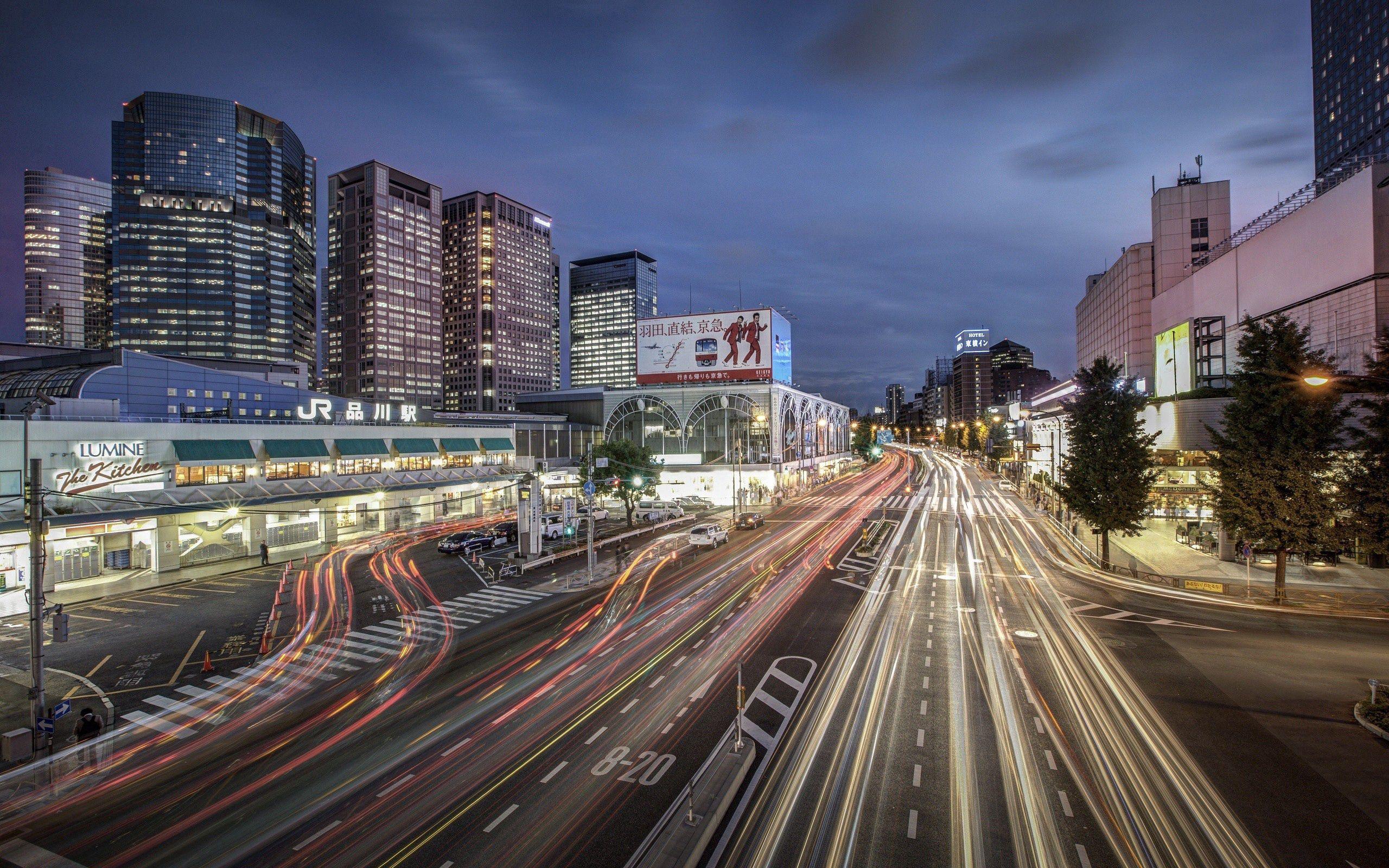 63609 download wallpaper Cities, Japan, Tokyo, Shinagawa Station, Sinagawa Station screensavers and pictures for free