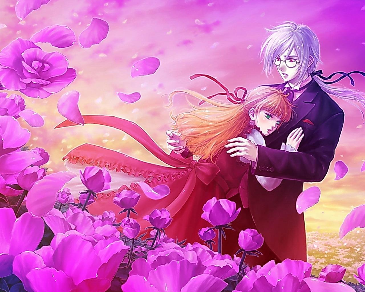 5806 descargar fondo de pantalla Anime, Violeta: protectores de pantalla e imágenes gratis