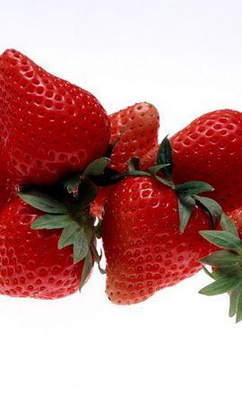 4854 télécharger le fond d'écran Fruits, Nourriture, Fraise, Baies - économiseurs d'écran et images gratuitement