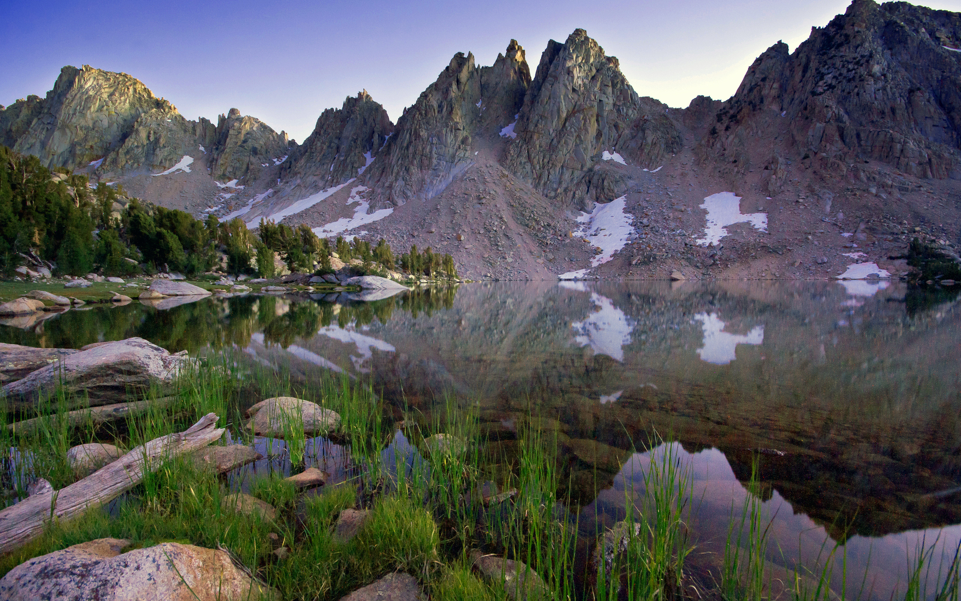 33363 download wallpaper Landscape, Mountains, Lakes screensavers and pictures for free