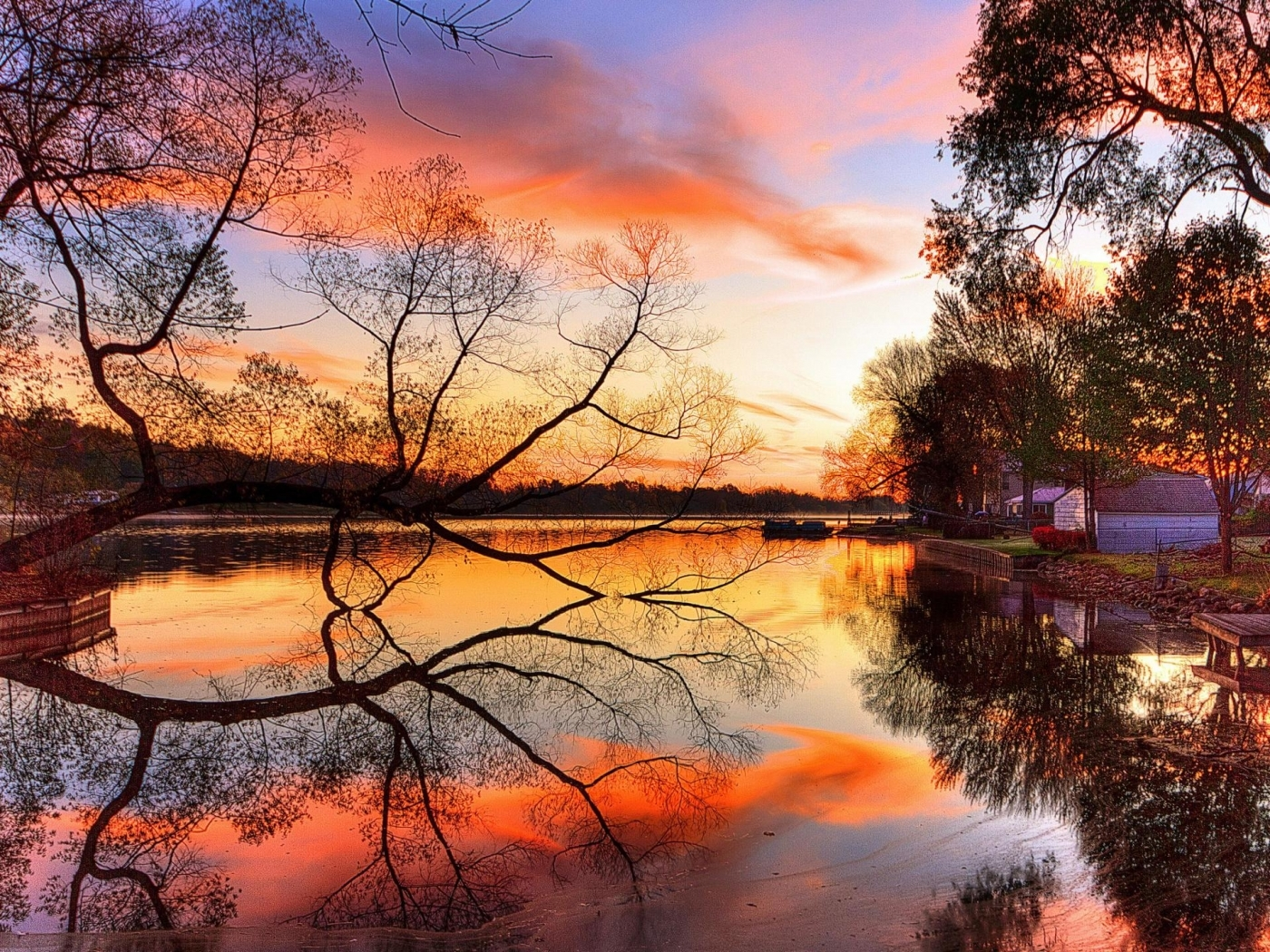 49163 download wallpaper Landscape, Nature, Lakes screensavers and pictures for free