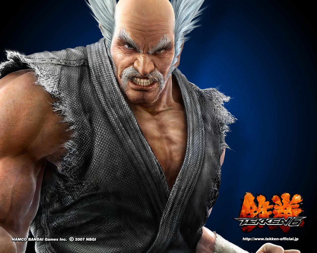 2164 скачать обои Игры, Tekken - заставки и картинки бесплатно