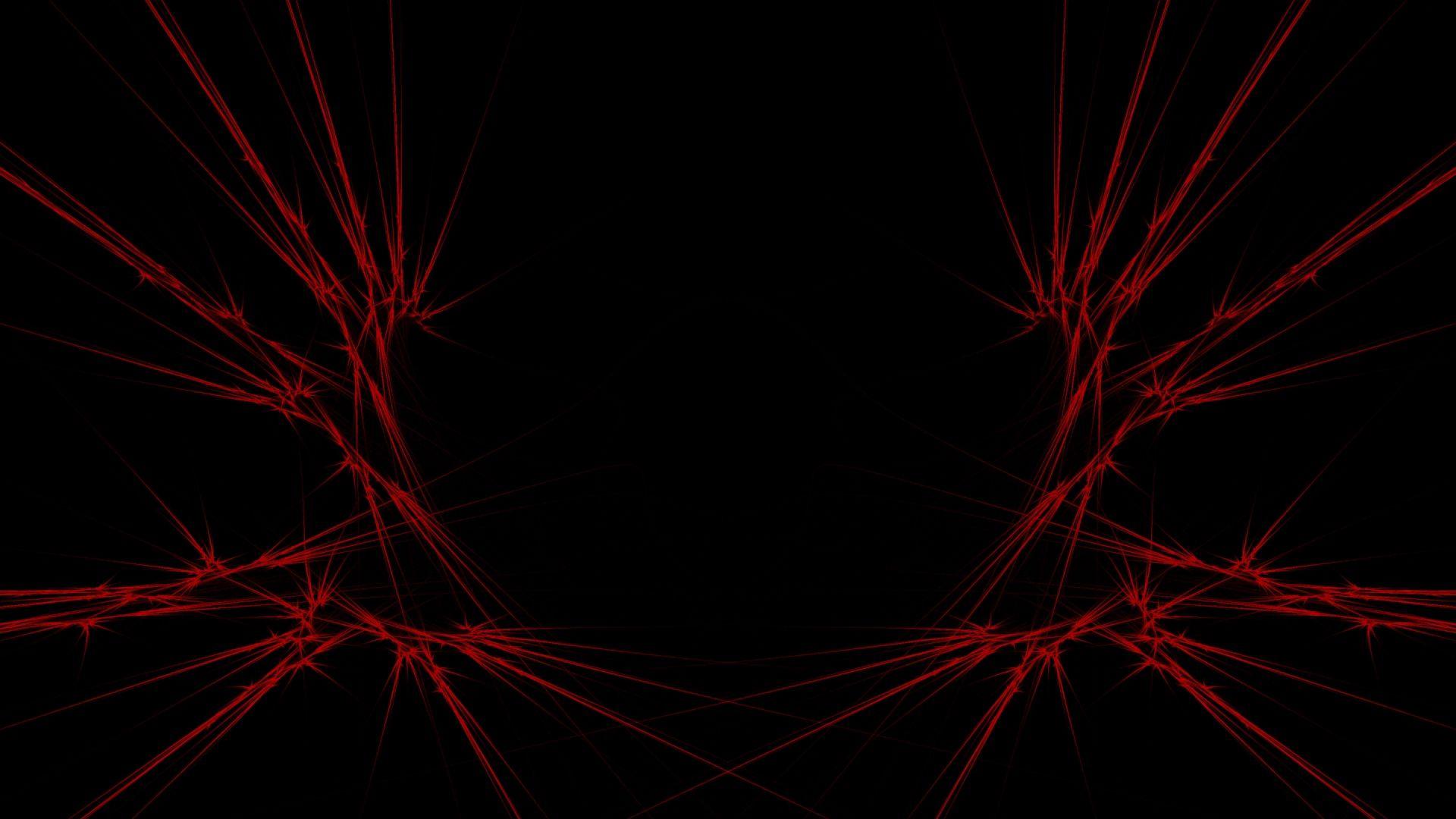 110620 скачать обои Черный, Абстракция, Красный - заставки и картинки бесплатно