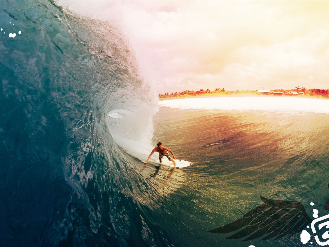 11243 download wallpaper Sports, People, Water, Men, Waves, Serfing screensavers and pictures for free
