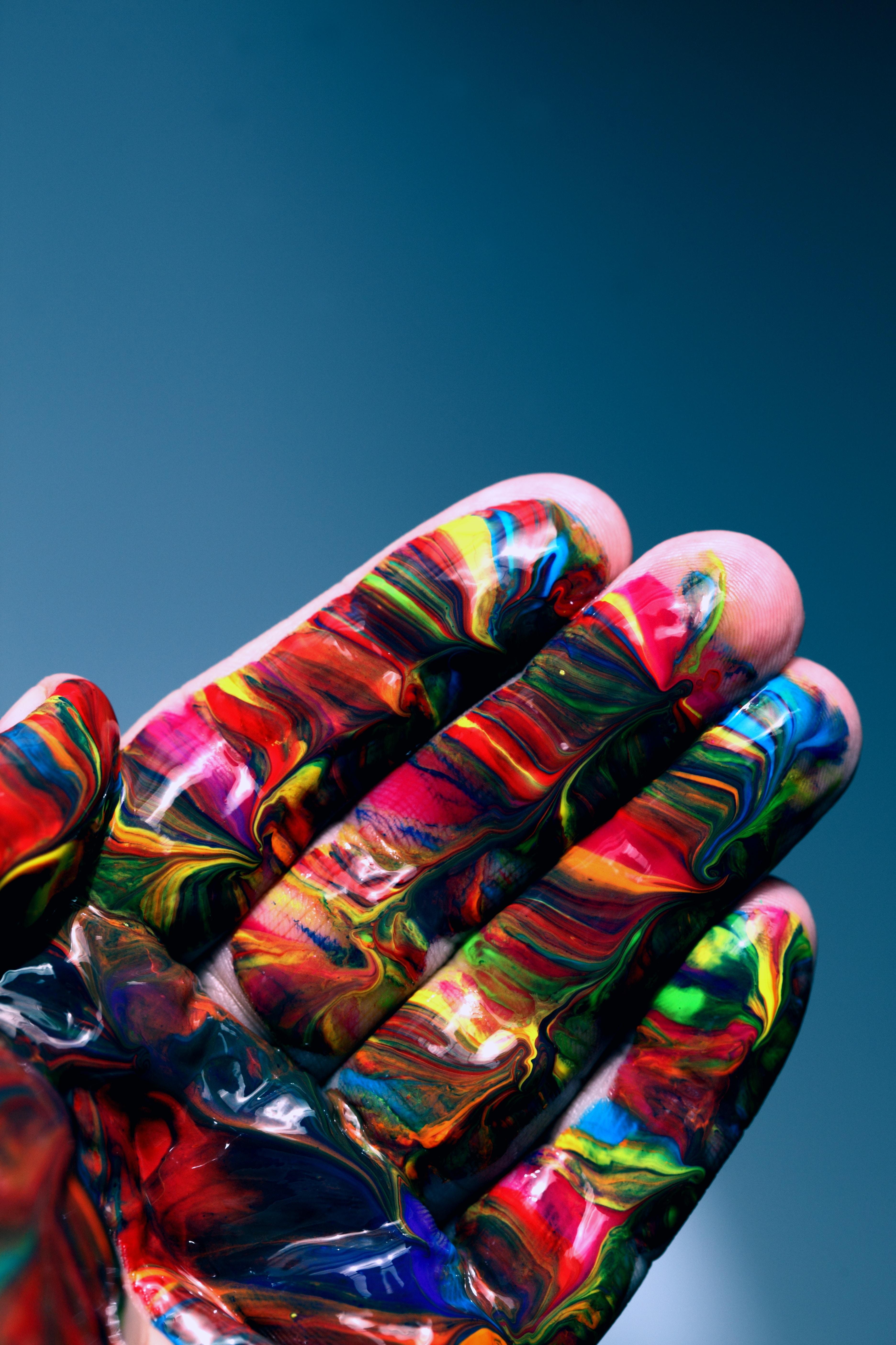 96816 économiseurs d'écran et fonds d'écran Abstrait sur votre téléphone. Téléchargez Divers, Main, Peindre, Peinture, Multicolore, Hétéroclite, Abstrait images gratuitement