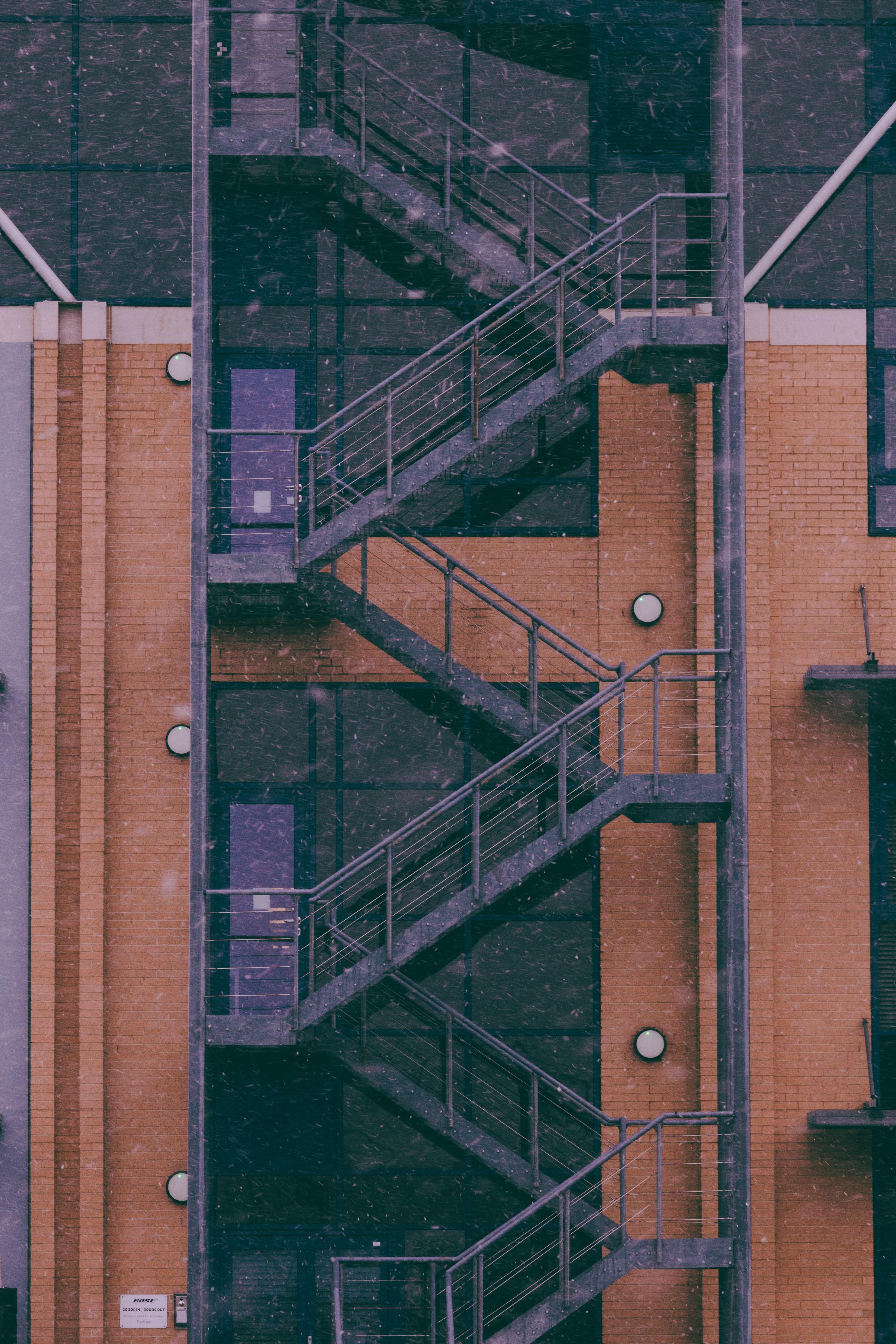148721壁紙のダウンロードその他, 雑, 建物, 階段, 梯子, 壁, アーキテクチャ-スクリーンセーバーと写真を無料で