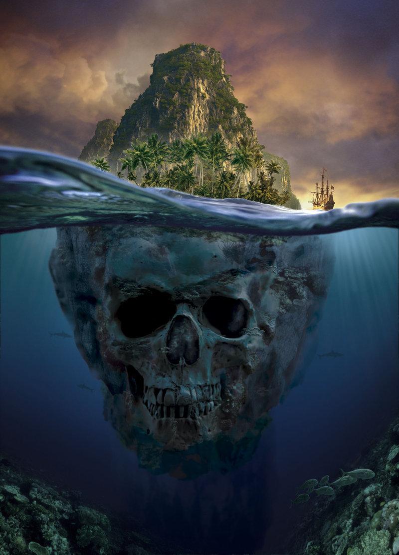 15547 Заставки и Обои Смерть на телефон. Скачать Смерть, Пейзаж, Вода, Арт картинки бесплатно