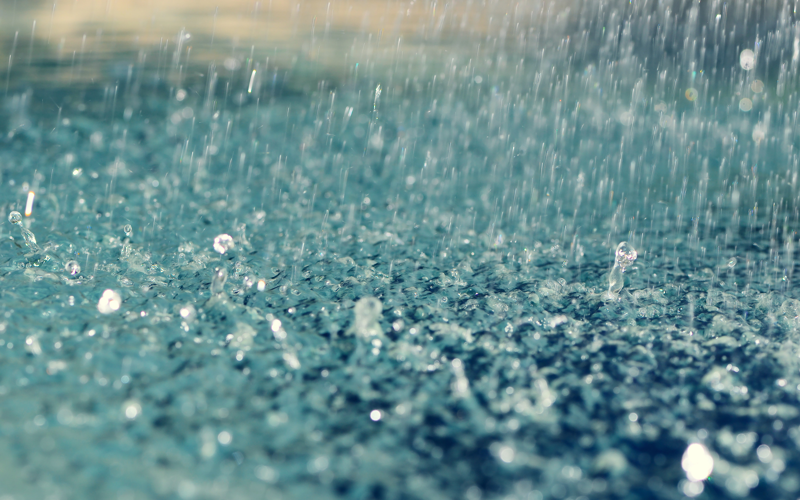 21188 download wallpaper Landscape, Rain, Drops screensavers and pictures for free