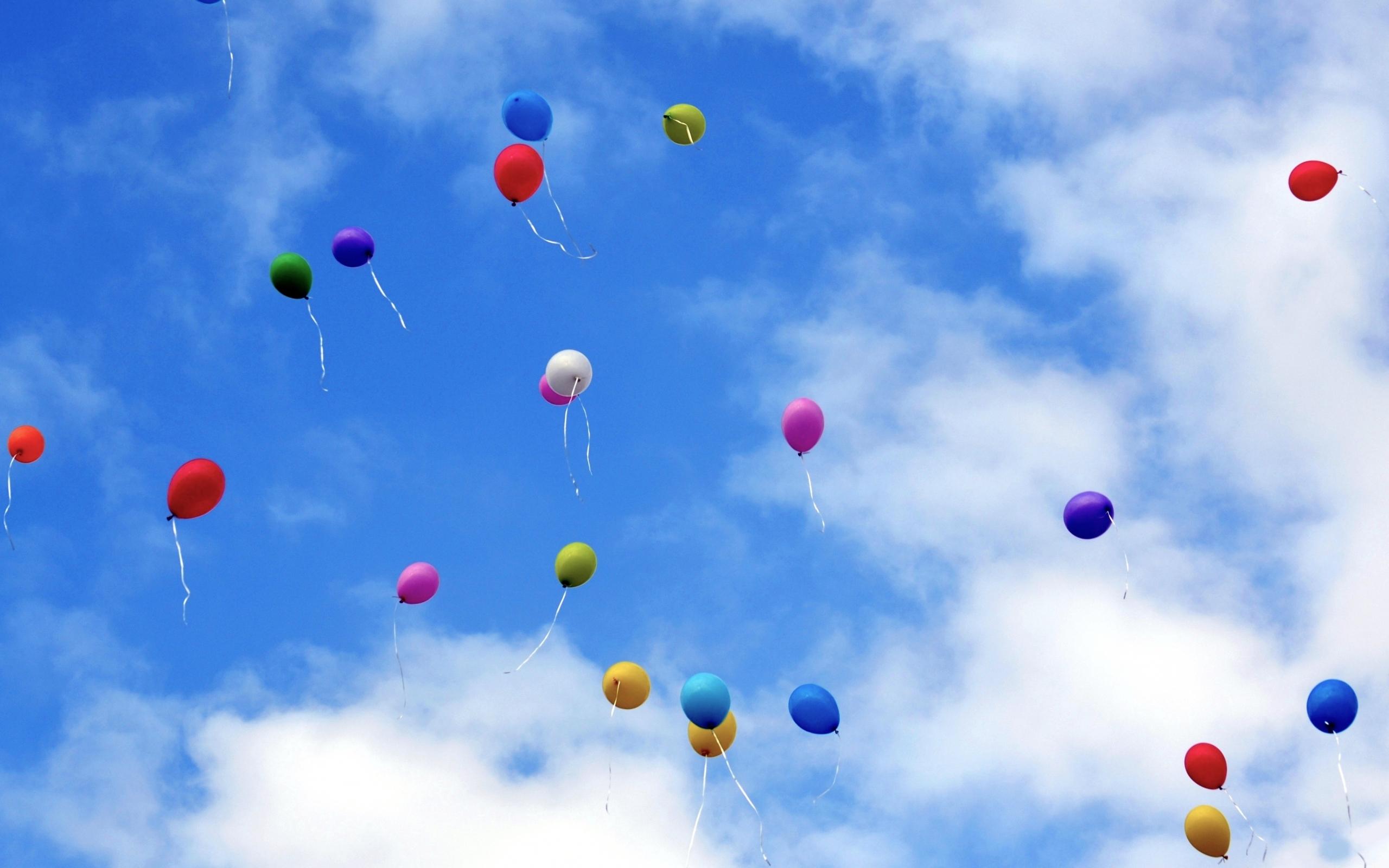 48992 скачать обои Пейзаж, Небо, Объекты, Воздушные Шары - заставки и картинки бесплатно