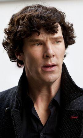 18035 télécharger le fond d'écran Cinéma, Personnes, Acteurs, Hommes, Sherlock - économiseurs d'écran et images gratuitement
