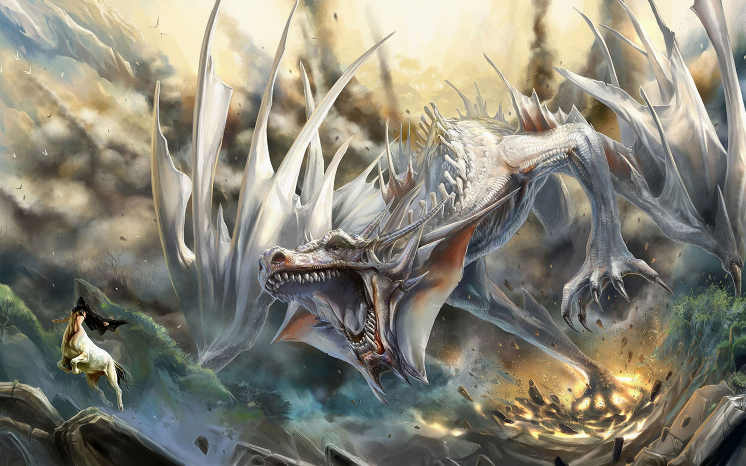 33450 Screensavers and Wallpapers Dragons for phone. Download Fantasy, Dragons pictures for free