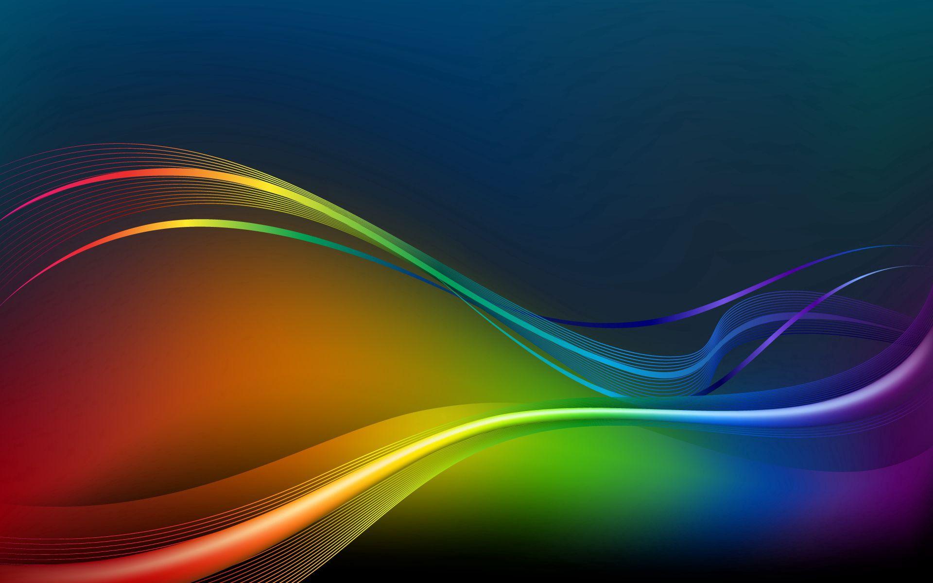 139129 скачать обои Абстракция, Лучи, Линии, Спектр - заставки и картинки бесплатно