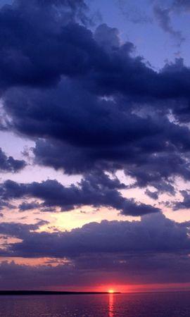 42038 descargar fondo de pantalla Paisaje, Naturaleza, Puesta Del Sol: protectores de pantalla e imágenes gratis