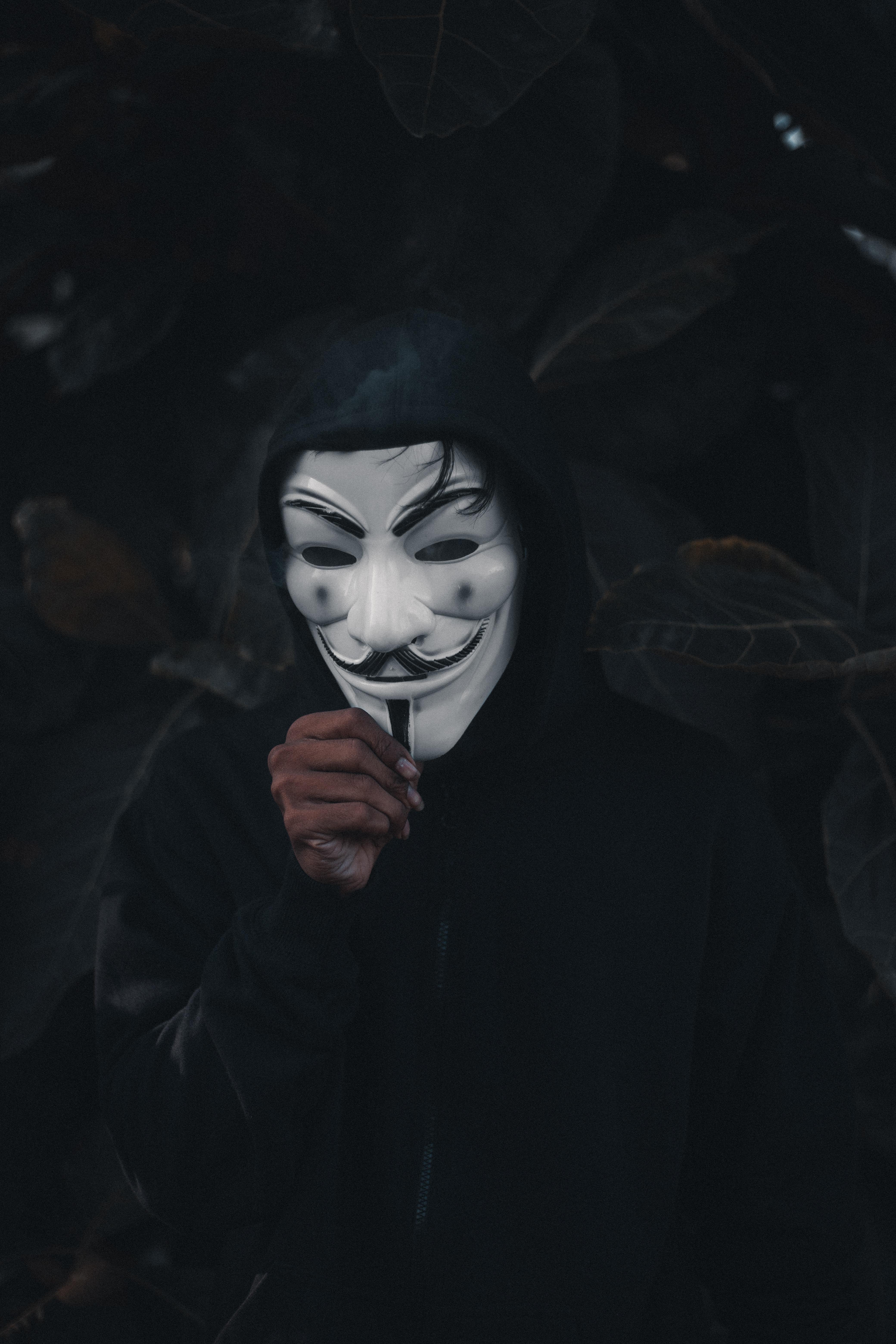 125343 Hintergrundbild 540x960 kostenlos auf deinem Handy, lade Bilder Verschiedenes, Sonstige, Maske, Mensch, Person, Anonym 540x960 auf dein Handy herunter
