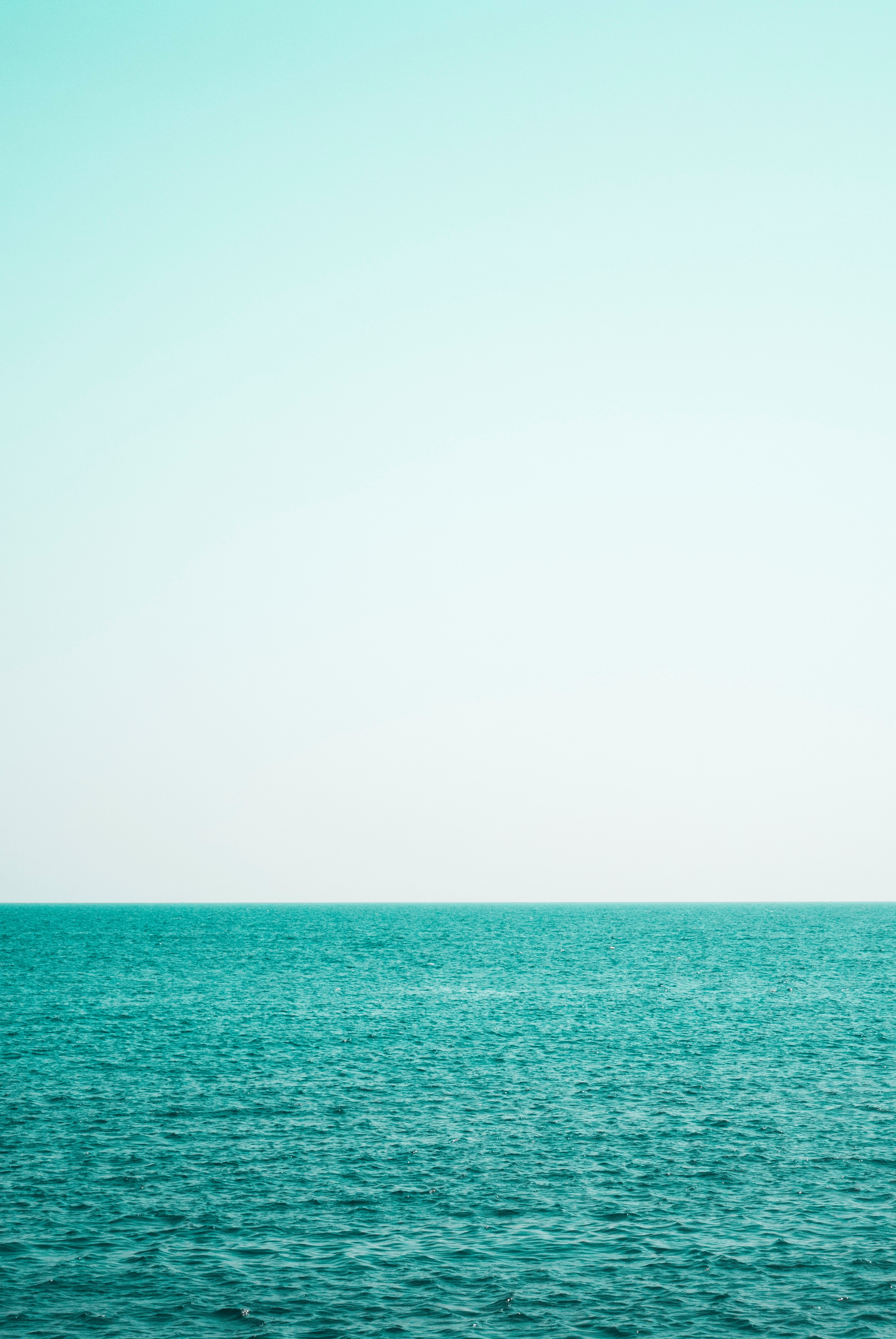 85650 Заставки и Обои Волны на телефон. Скачать Минимализм, Море, Небо, Горизонт, Вода, Волны картинки бесплатно
