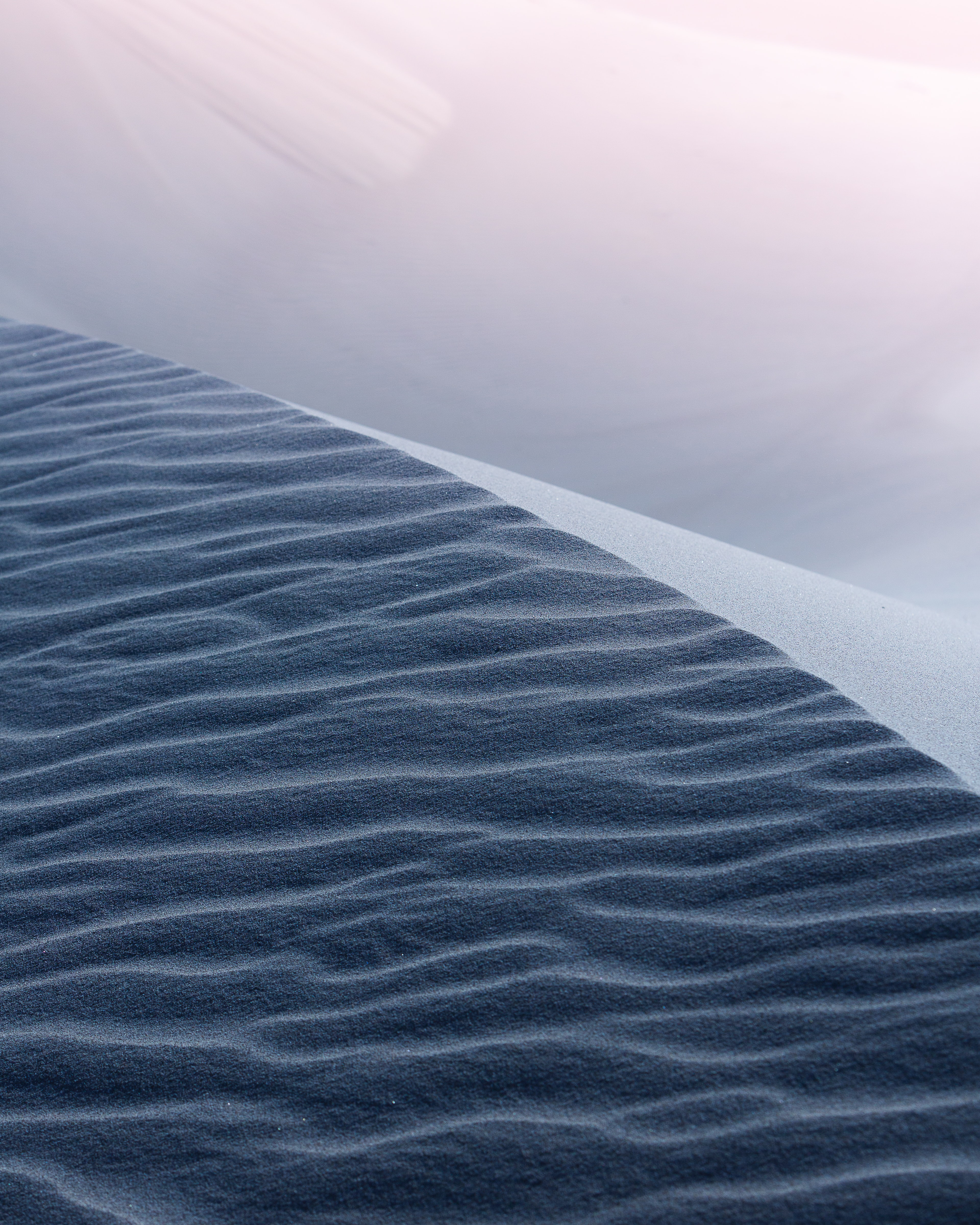 133146 free wallpaper 1080x2340 for phone, download images Nature, Sky, Waves, Sand, Desert, Wavy, Dunes 1080x2340 for mobile