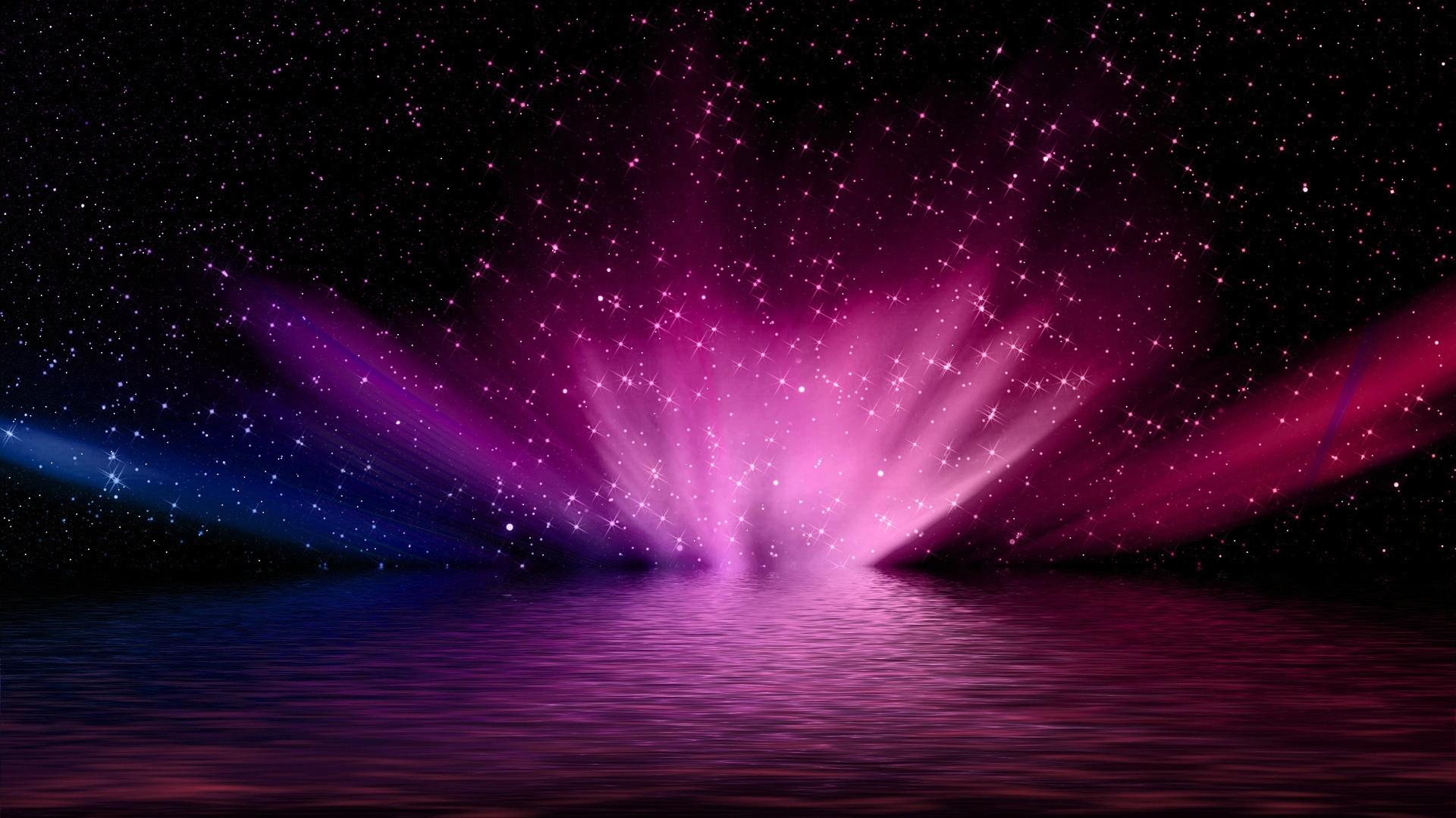 49169 скачать Фиолетовые обои на телефон бесплатно, Пейзаж, Фэнтези Фиолетовые картинки и заставки на мобильный