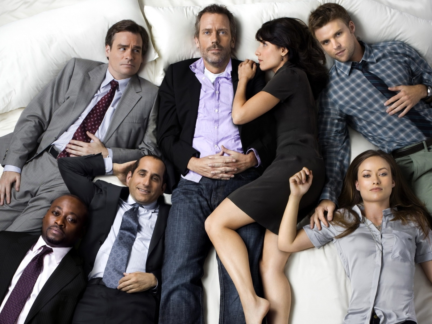 46447 download wallpaper Cinema, People, House M.d. screensavers and pictures for free