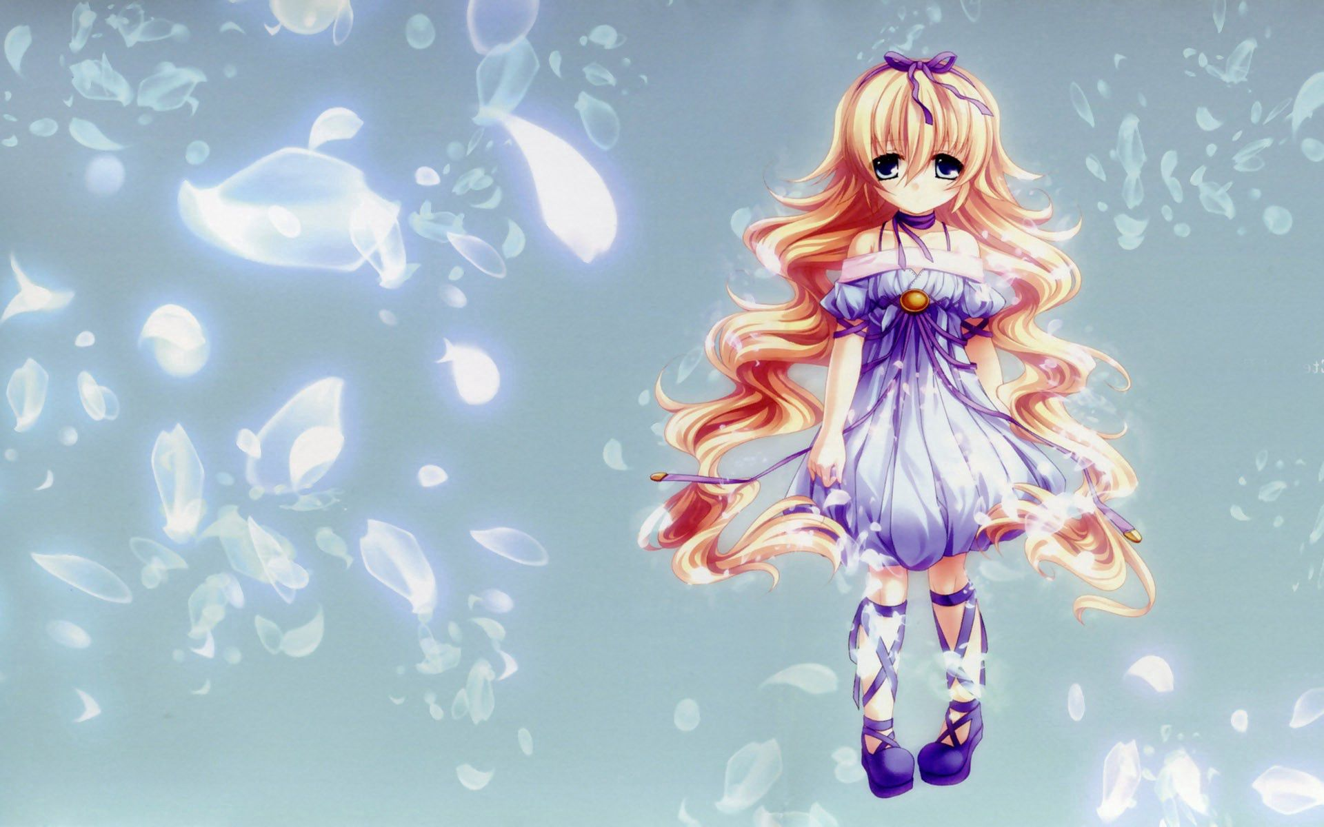 150075 download wallpaper Anime, Girl, Dress screensavers and pictures for free