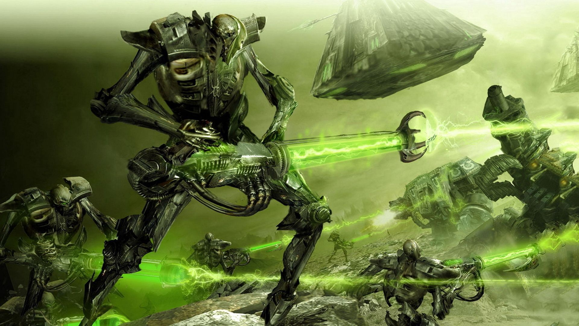 63127 Screensavers and Wallpapers Robots for phone. Download Fantasy, Creatures, Weapon, Laser, Battle, Robots pictures for free