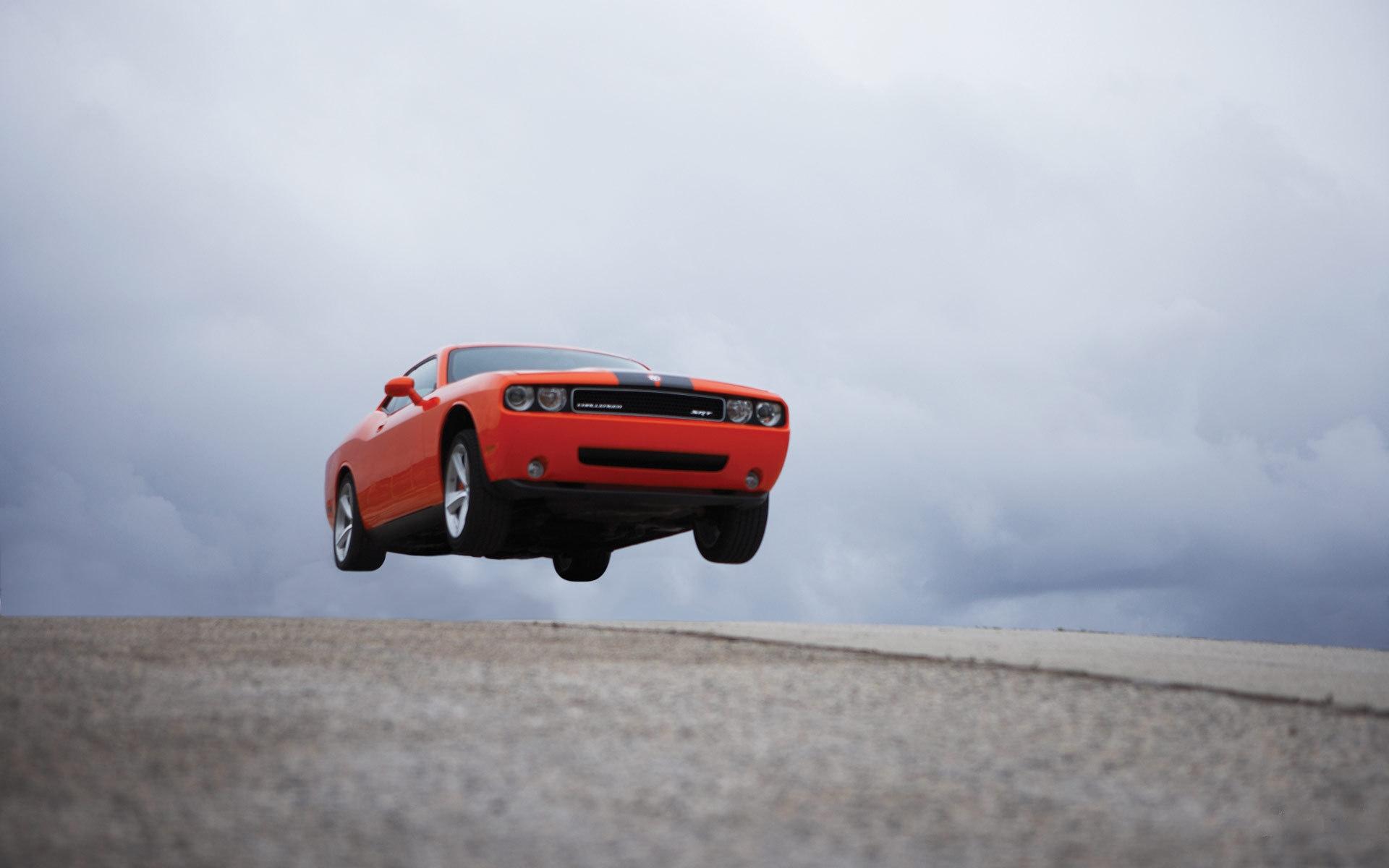 35447 скачать обои Машины, Dodge Challenger, Транспорт - заставки и картинки бесплатно