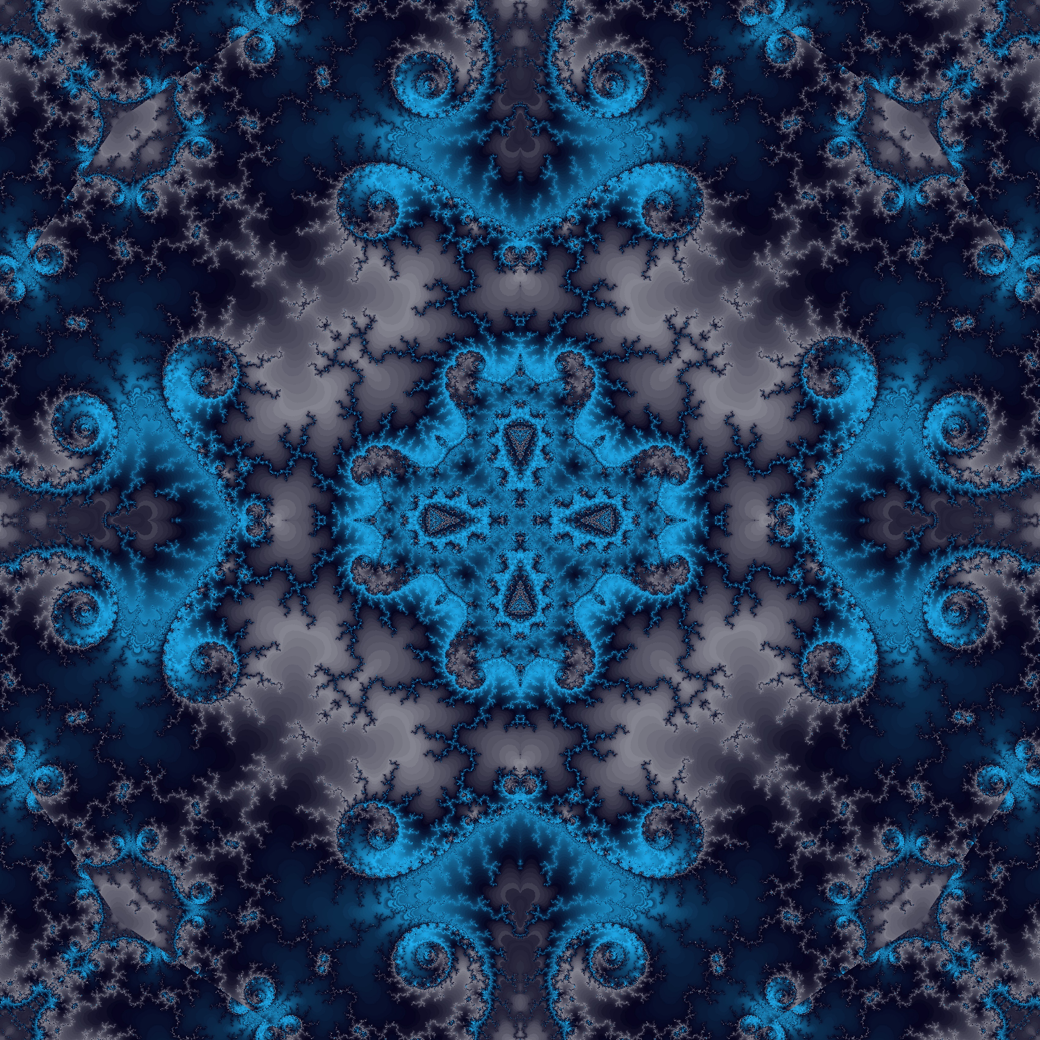 117952 download wallpaper Abstract, Fractal, Kaleidoscope, Symmetry, Digital screensavers and pictures for free