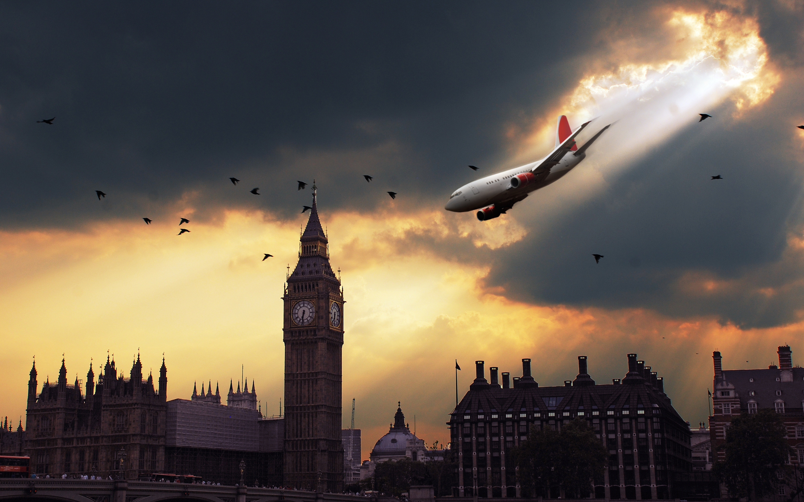 31249 download wallpaper Landscape, Cities, London, Big Ben screensavers and pictures for free